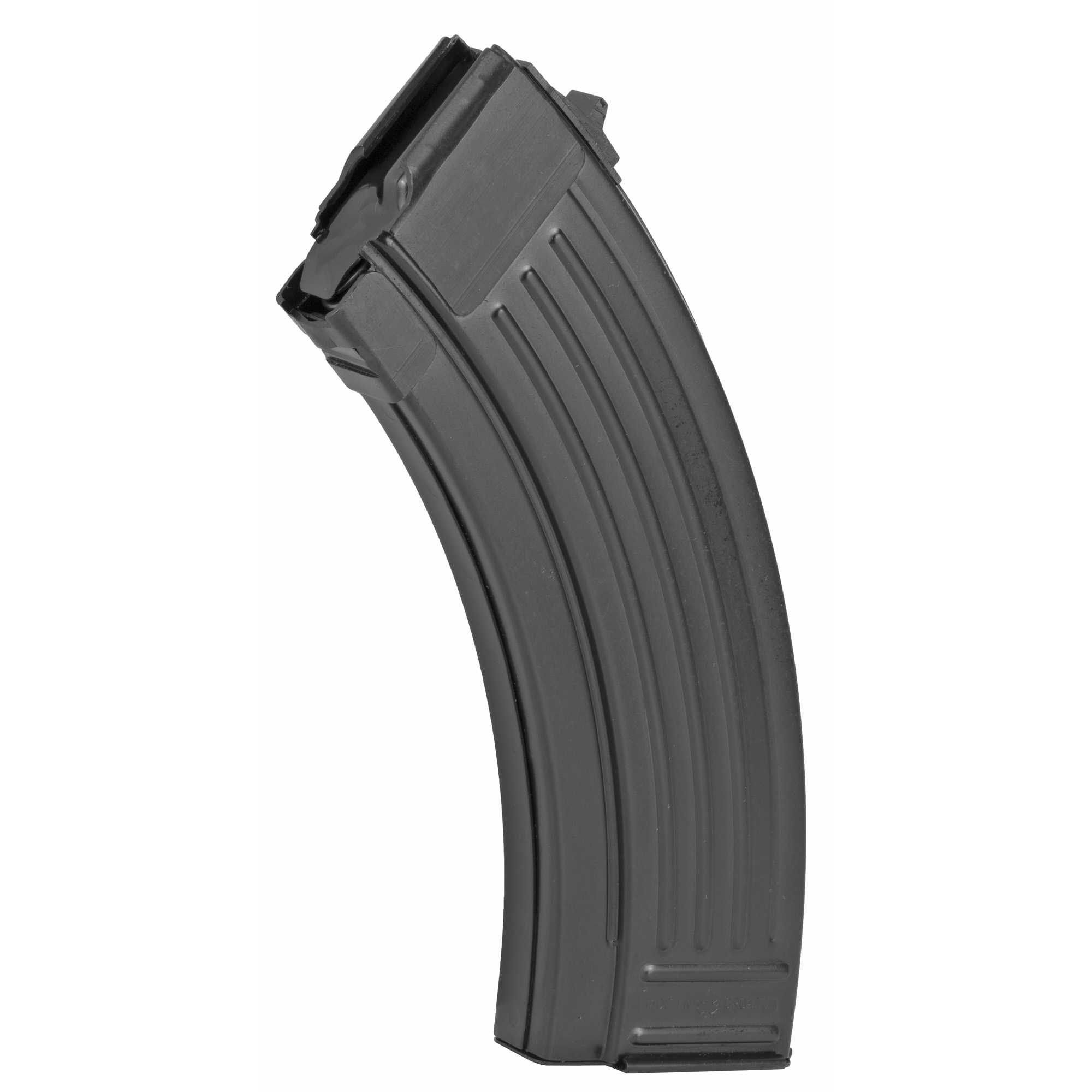 This 30 round steel magazine will fit AK-47 variants and features a high quality spring and follower designed to ensure reliable feeding and operation.