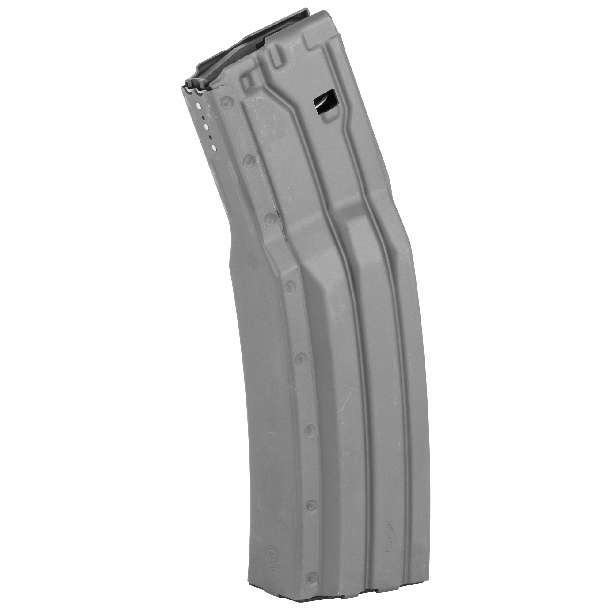 """SureFire High-Capacity Magazines are compatible with M4/M16/AR-15 variants and other firearms that accept STANAG 4179 magazines. These 60 round magazines feed smoothly and reliably due to optimal geometry"""" non-binding coil springs"""" and nesting polymer followers."""
