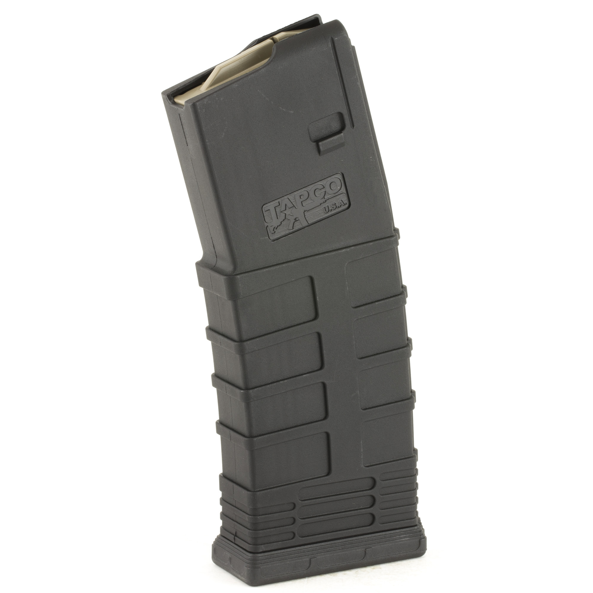 When you purchase the Tapco 5rd Gen II AR Magazine you can be sure that you are the owner of the best AR magazine on the market. The Gen II magazine does away with the rare drop-free issue that some users were experiencing with the first generation mag.