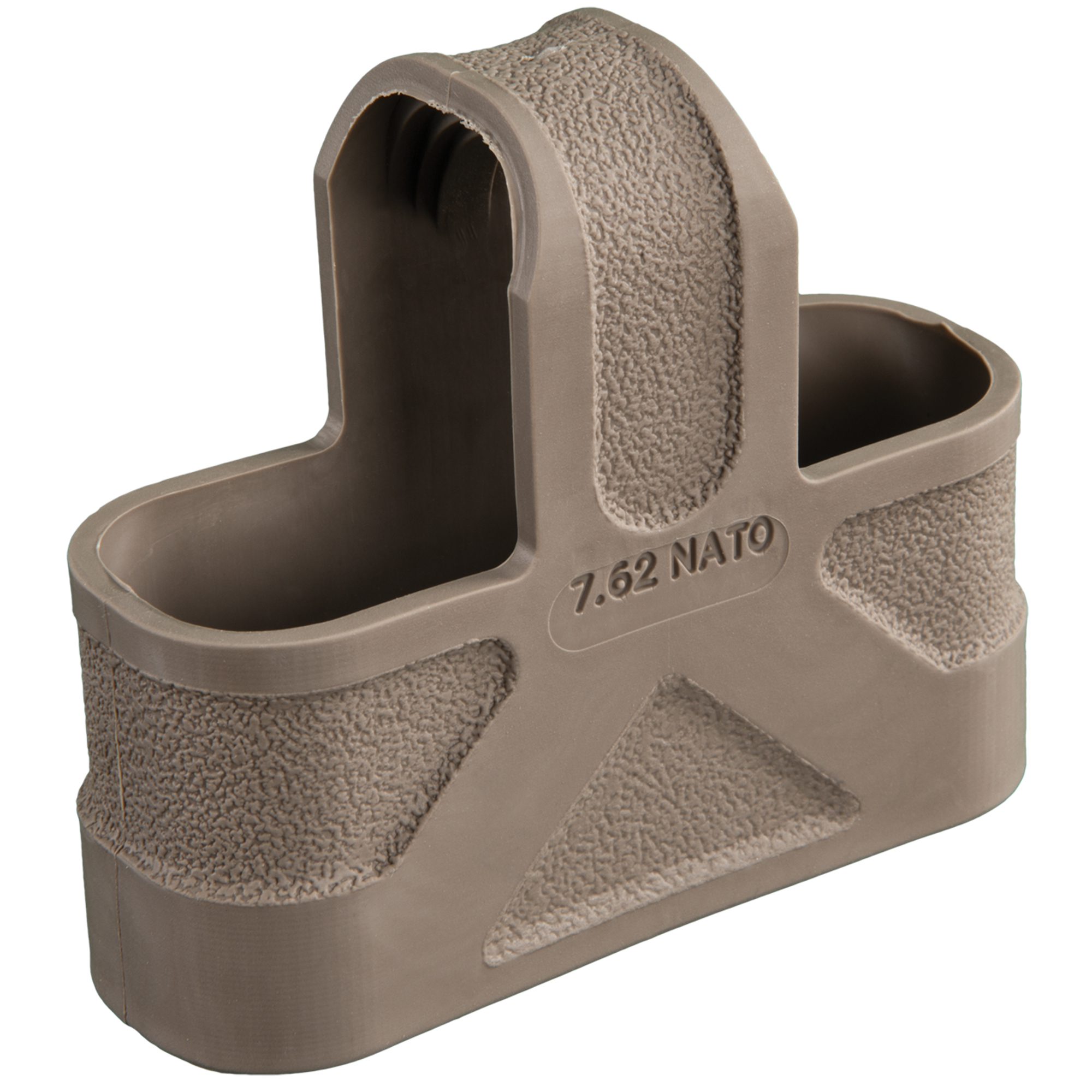 """When installed on the base of a rifle magazine"""" the original Magpul provides improved speed and controllability during high stress"""" tactical magazine changes. Durable synthetic rubber loop with recessed rough gripping surface. Quick and easy installation and removal. Patented design based upon the tried and true para-cord loops and duct-tape tabs currently in use with special warfare units worldwide."""