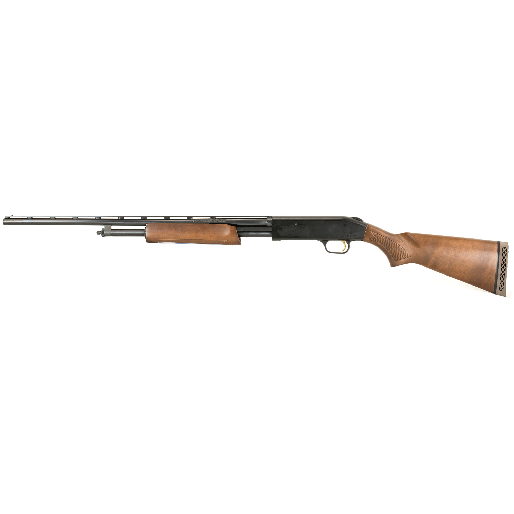 """After over 50 years and over 10 million and counting"""" the most prolific and reliable shotgun in the world is also the most versatile shotgun available. There is a Mossberg 500 to fit every season"""" every application"""" and every user."""