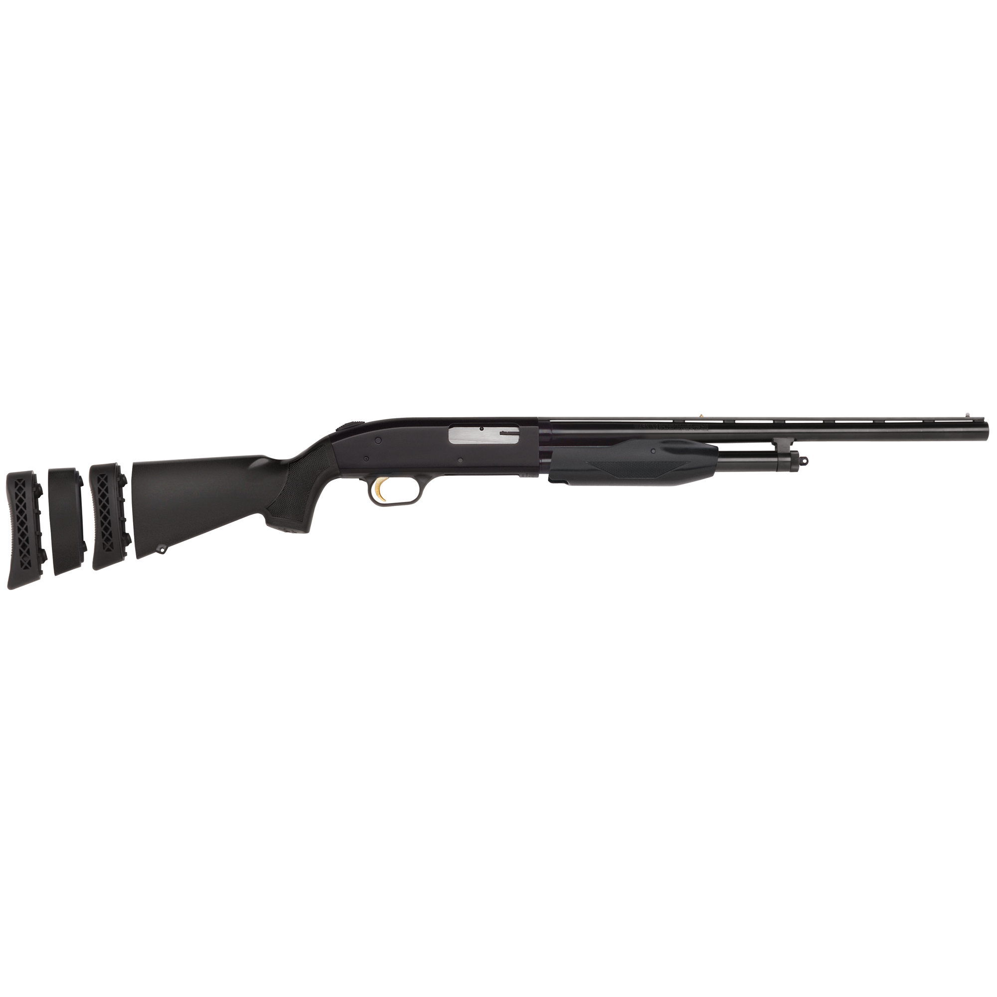 """From EZ-Reach forends located closer to the receiver"""" to its innovative Super Bantam stock spacer adjustment system designed to grow with the shooter"""" Mossberg is one of the industry's strongest advocates for promoting safe"""" enjoyable"""" youth recreational shooting."""