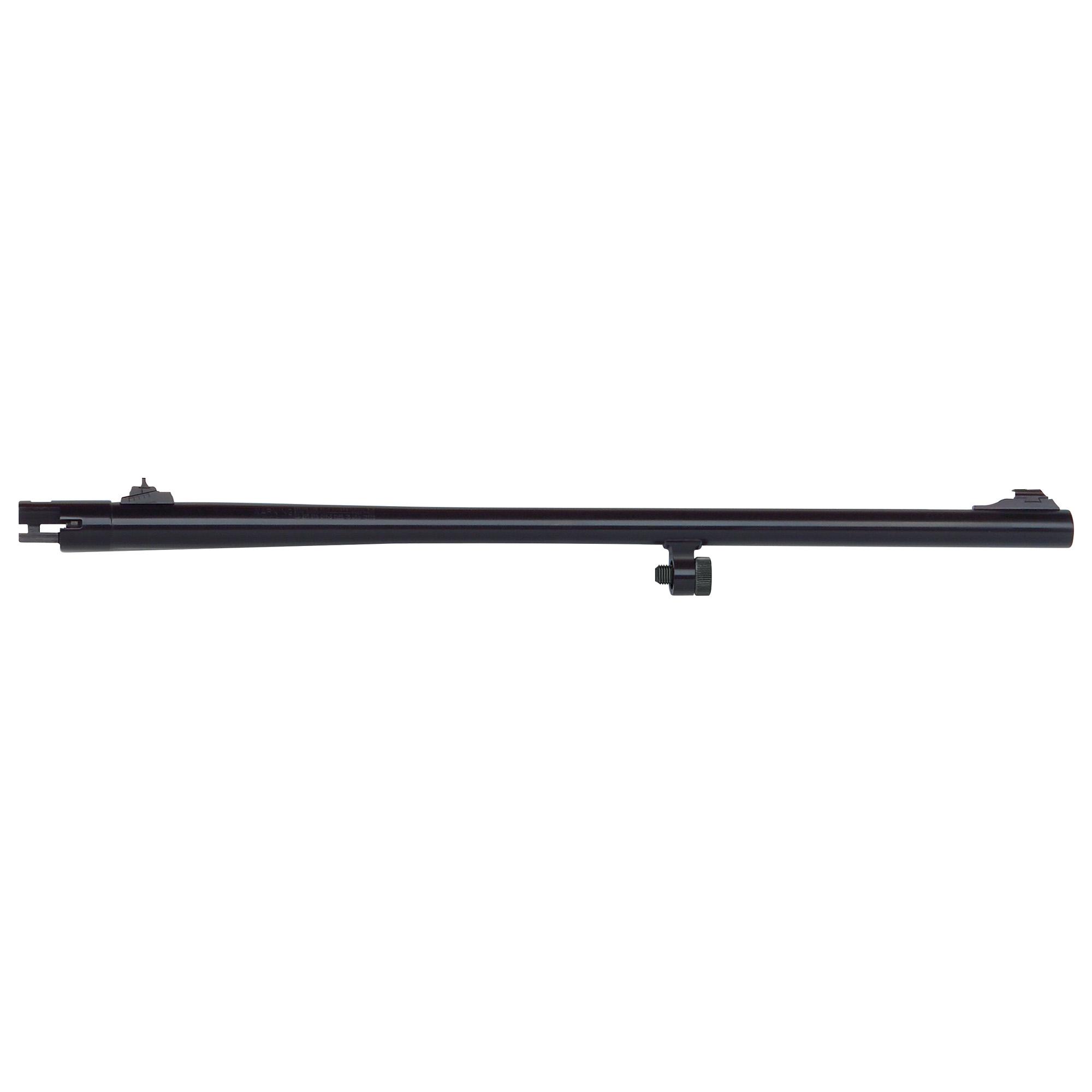 """24"""" Slug barrel with adjustable rifle sights"""" cylinder bore"""" and blued finish. Compatible with 12 Gauge Mossberg 500 and Maverick 88 6-shot models"""