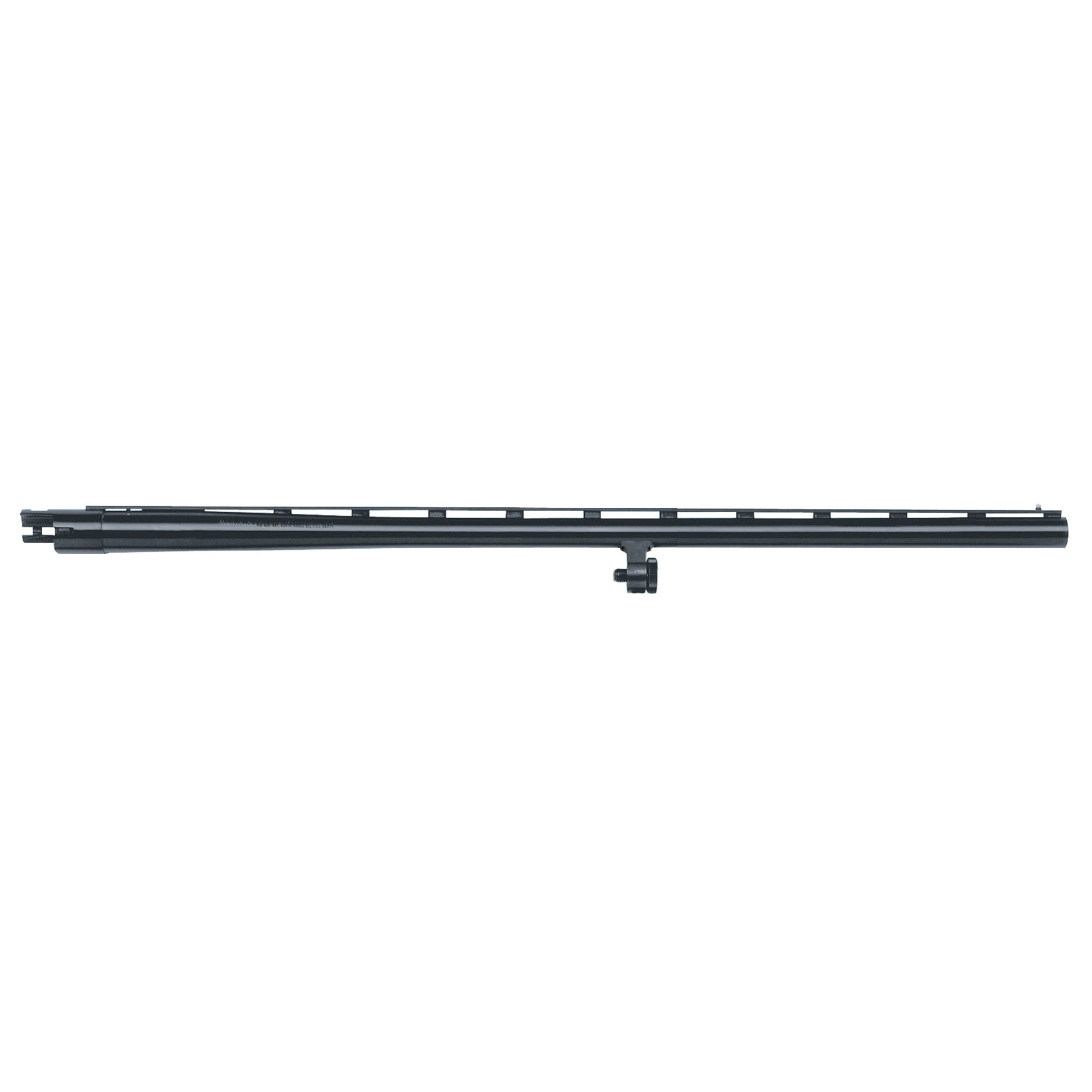 """26"""" All-Purpose barrel with vent rib"""" dual bead sights"""" smoothbore"""" and blued finish. Includes Accu-Choke set (Improved Cylinder"""" Modified"""" Full) and choke tube wrench."""