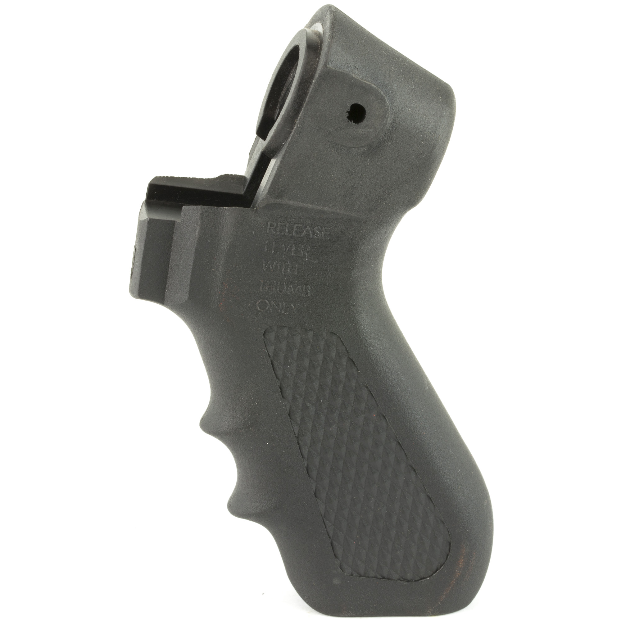 This Mossberg 500 20-Gauge Pistol Grip kit allows you to swap out the current stock on your 500 shotgun. This kit includes all the hardware and wrench needed for easy installation.
