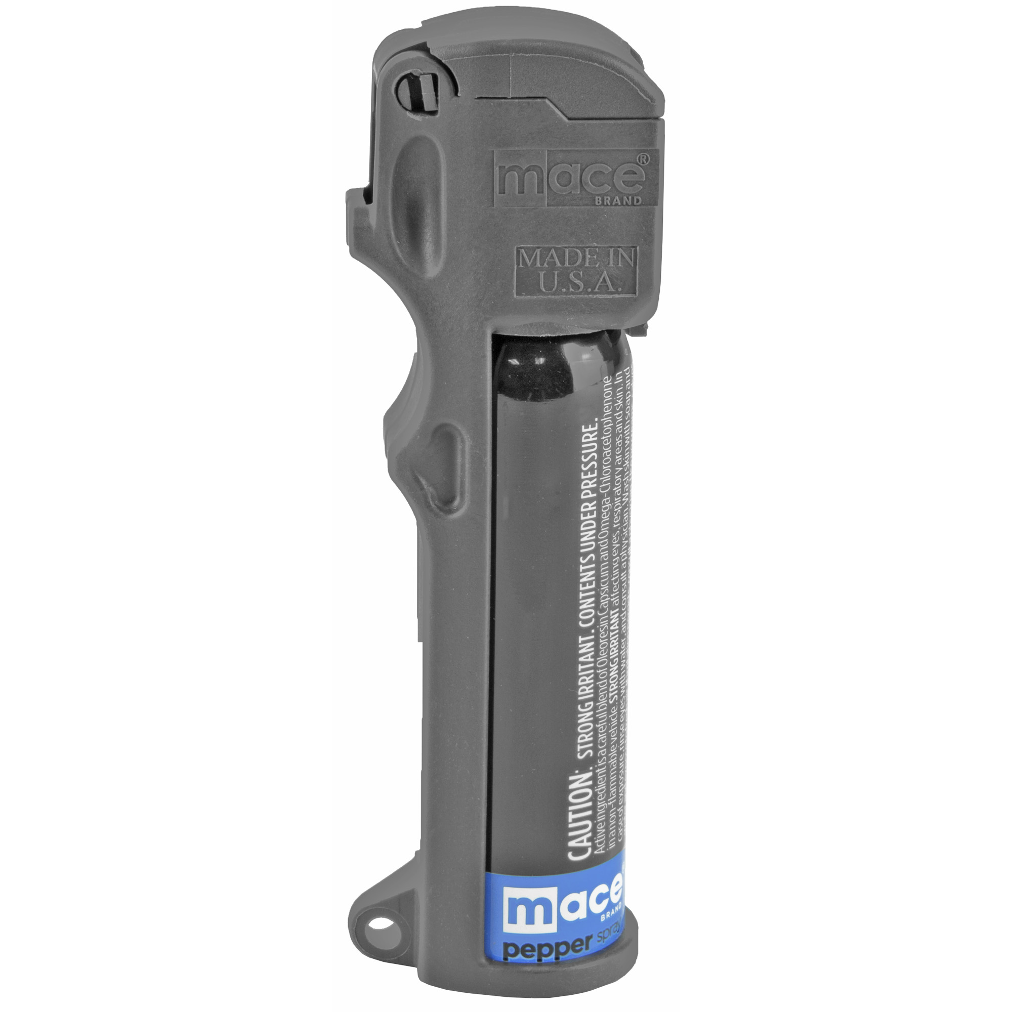 Mace(R) Brand is the original trusted brand of pepper spray products for self-defense against attacks by people and animals. Mace Brand has over 30 years experience developing aerosol defense spray dispensing technologies for both the consumer and tactical markets around the world. Mace Brand is the original manufacturer and the market leader in pepper sprays.