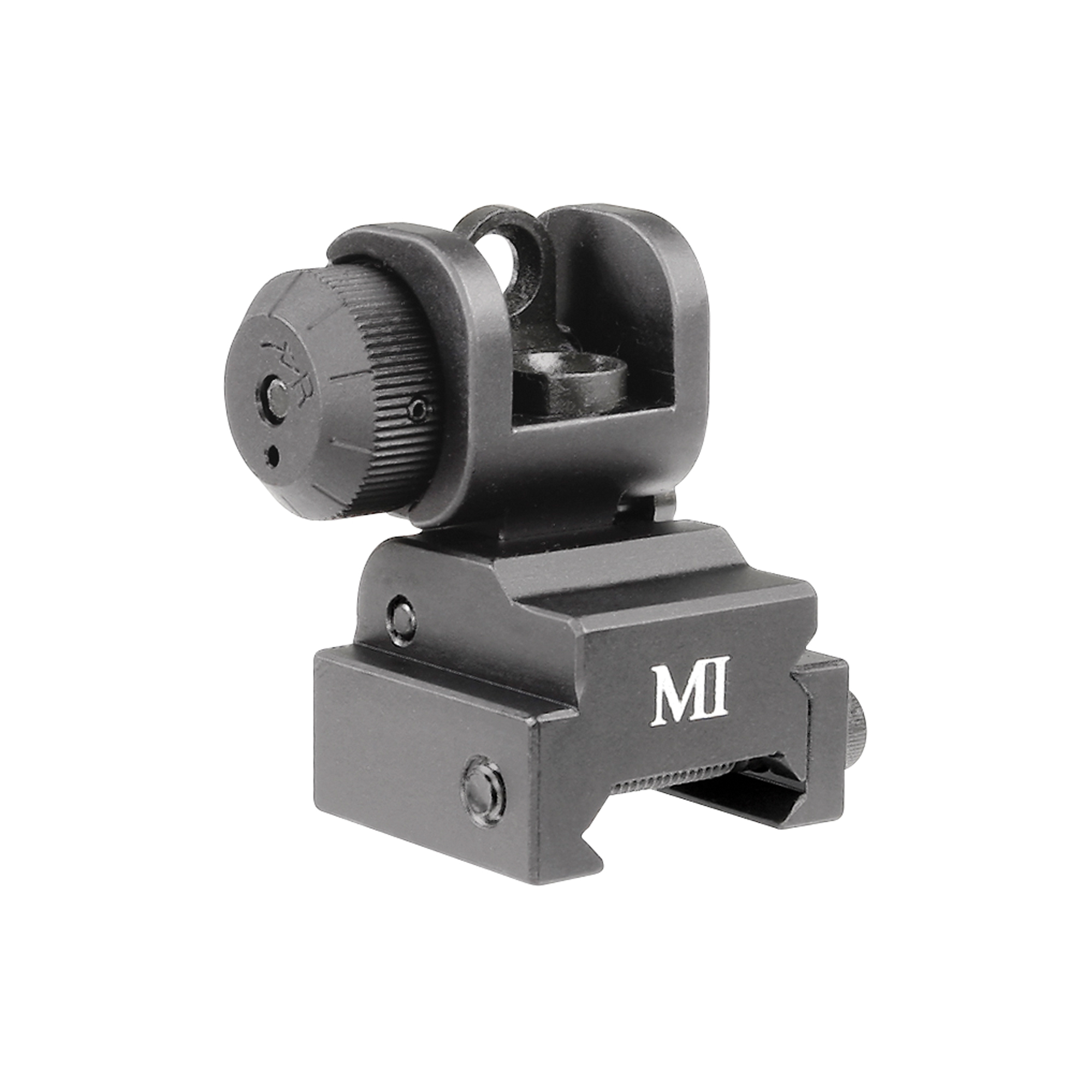Midwest Industries ERS (Emergency Rear Sight) Flip-Up Rear Sight. All of Midwest Industries products focus on providing top notch quality and reliability you expect from products made in the U.S.A. Backed by Midwest Industries Lifetime Warranty.