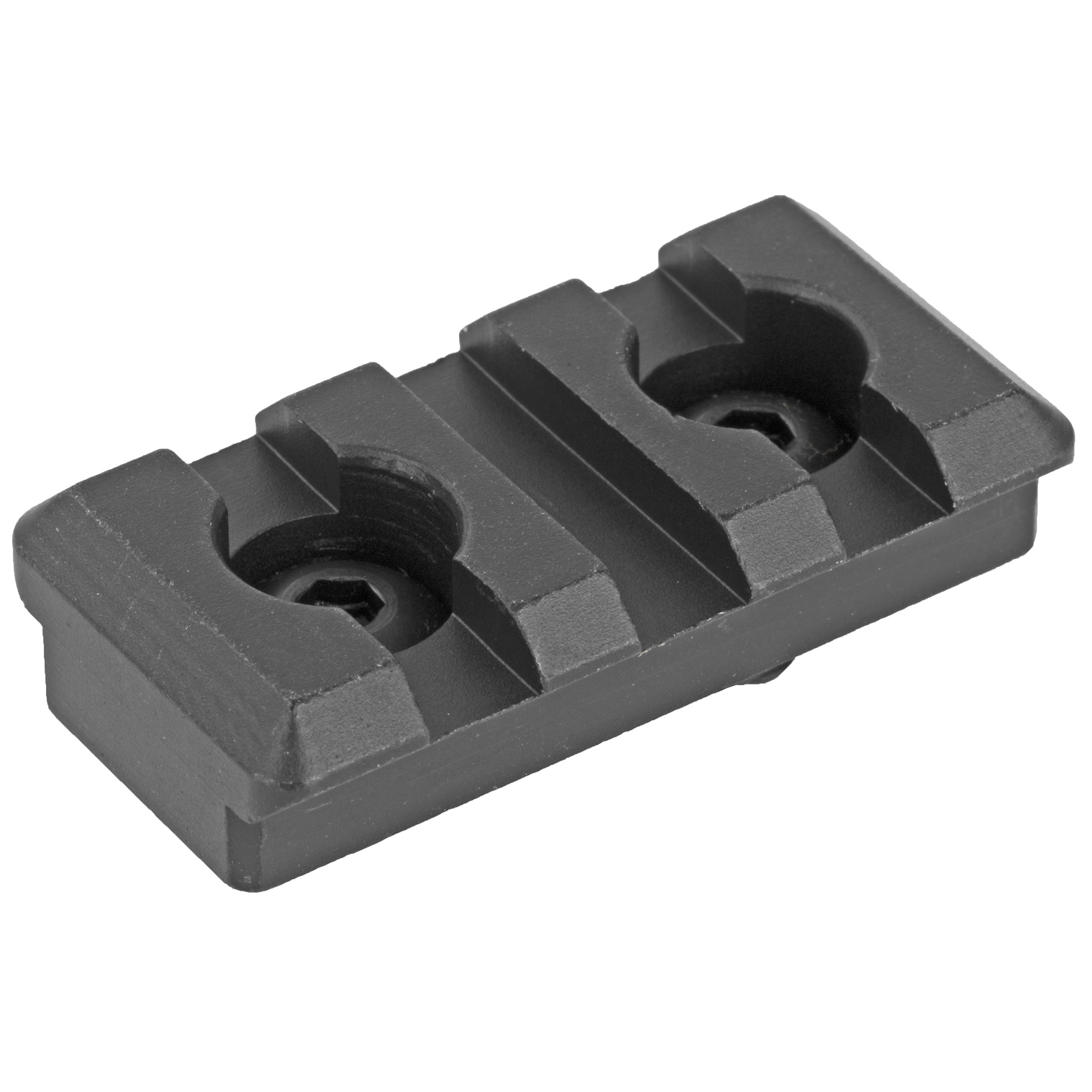 Easily add M-Lok rail sections to your M-Lok equipped handguard with the Midwest Industries M-Lok 1913 Mil Spec Rail Sections. Now you can place your accessories where you want and need them leaving you with a smooth handguard everywhere else. If you want versatility you need the Midwest Industries M-Lok 1913 Mil Spec Rail Sections.