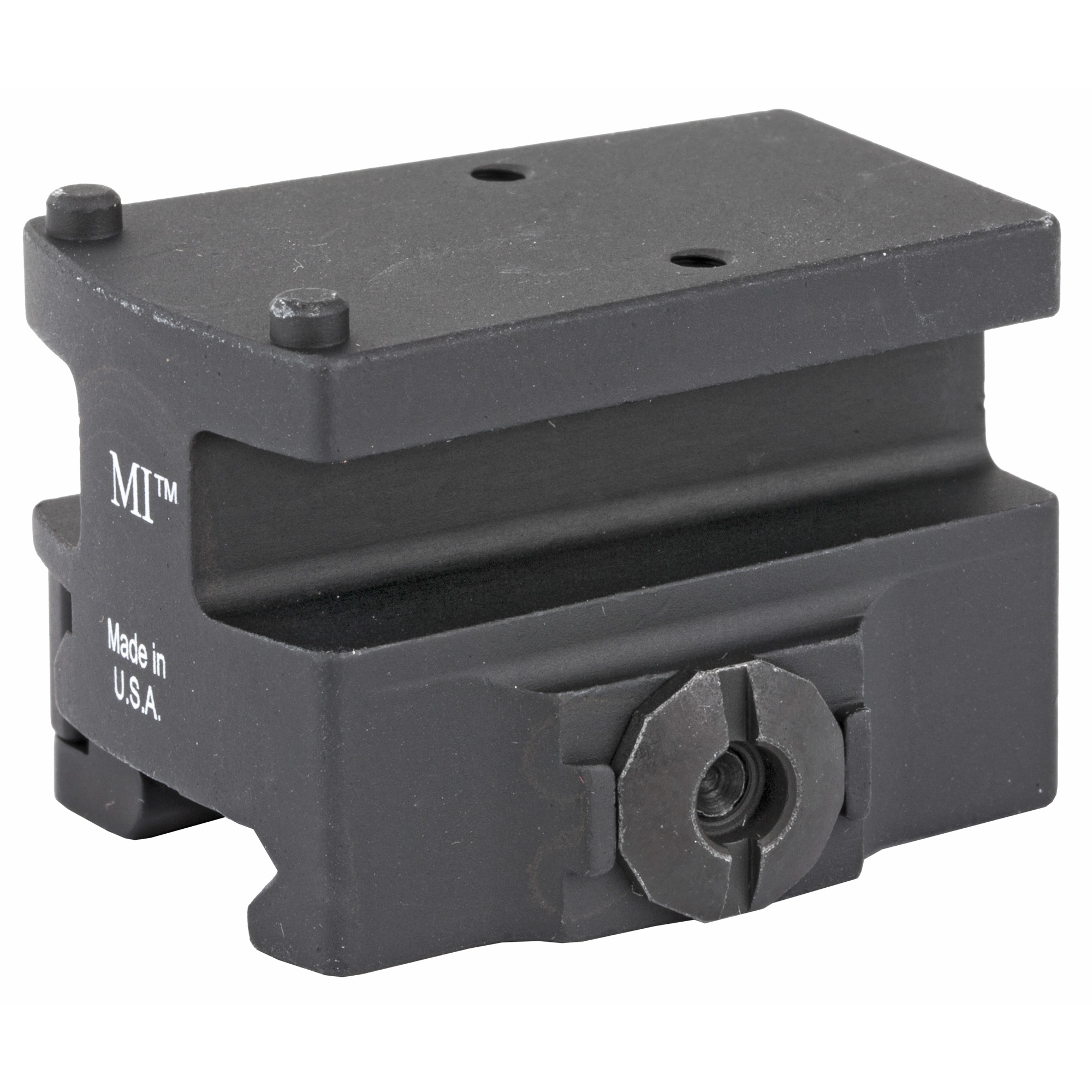 Lower 1/3 Trijicon RMR QD mount made by Midwest Industries.