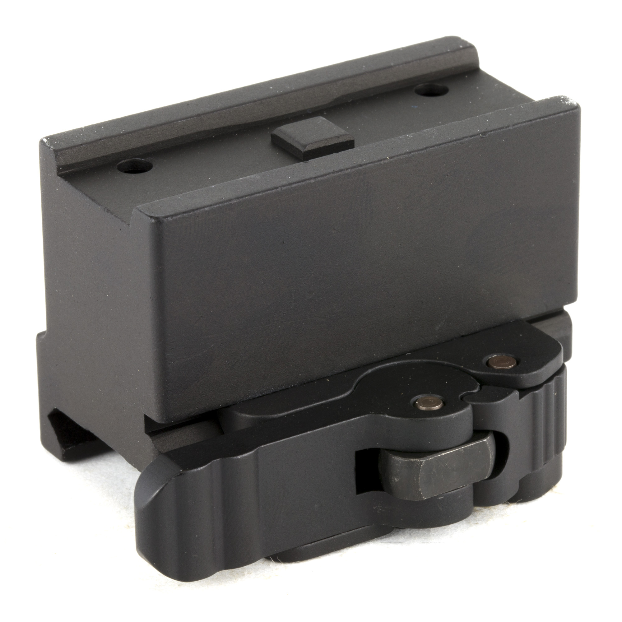 Lower 1/3 Aimpoint T1 QD mount made by Midwest Industries.