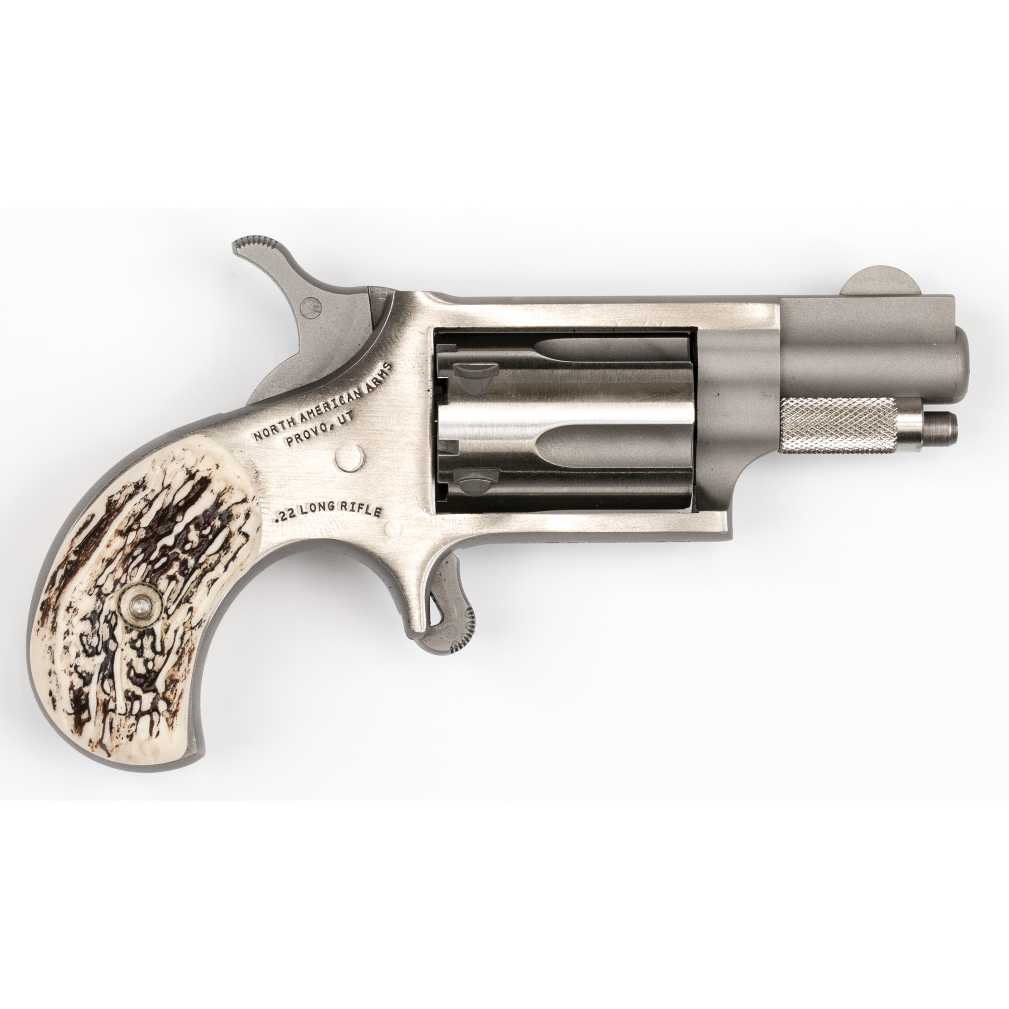 "The NAA .22 Long Rifle is the most popular Mini-Revolver ever produced. With the many current accessories"" it is versatile for many applications and is the standard by which other Mini-Revolvers are judged."
