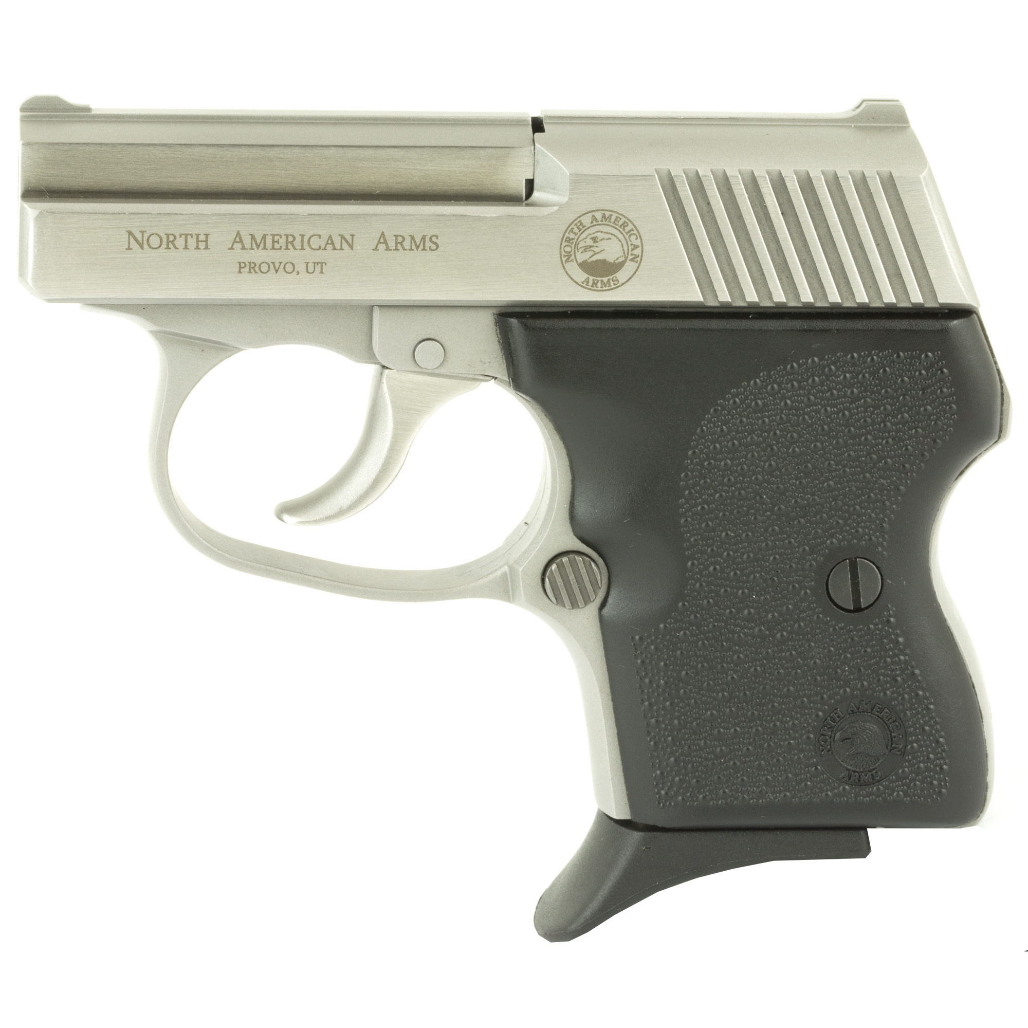 "Introduced in 1997"" the Guardian 32 ACP is one of the few guns that fits comfortably in your pocket. The combination of small size"" high quality"" and great stopping power have made it their most popular Guardian. Over the years"" they have made many subtle improvements to the design"" based in part on the many suggestions they receive from their customers. The result is an extremely high quality gun that's Convenient"" Reliable"" and very Effective. They stand behind it and back it up with our lifetime warranty. Includes one 6-round magazine."