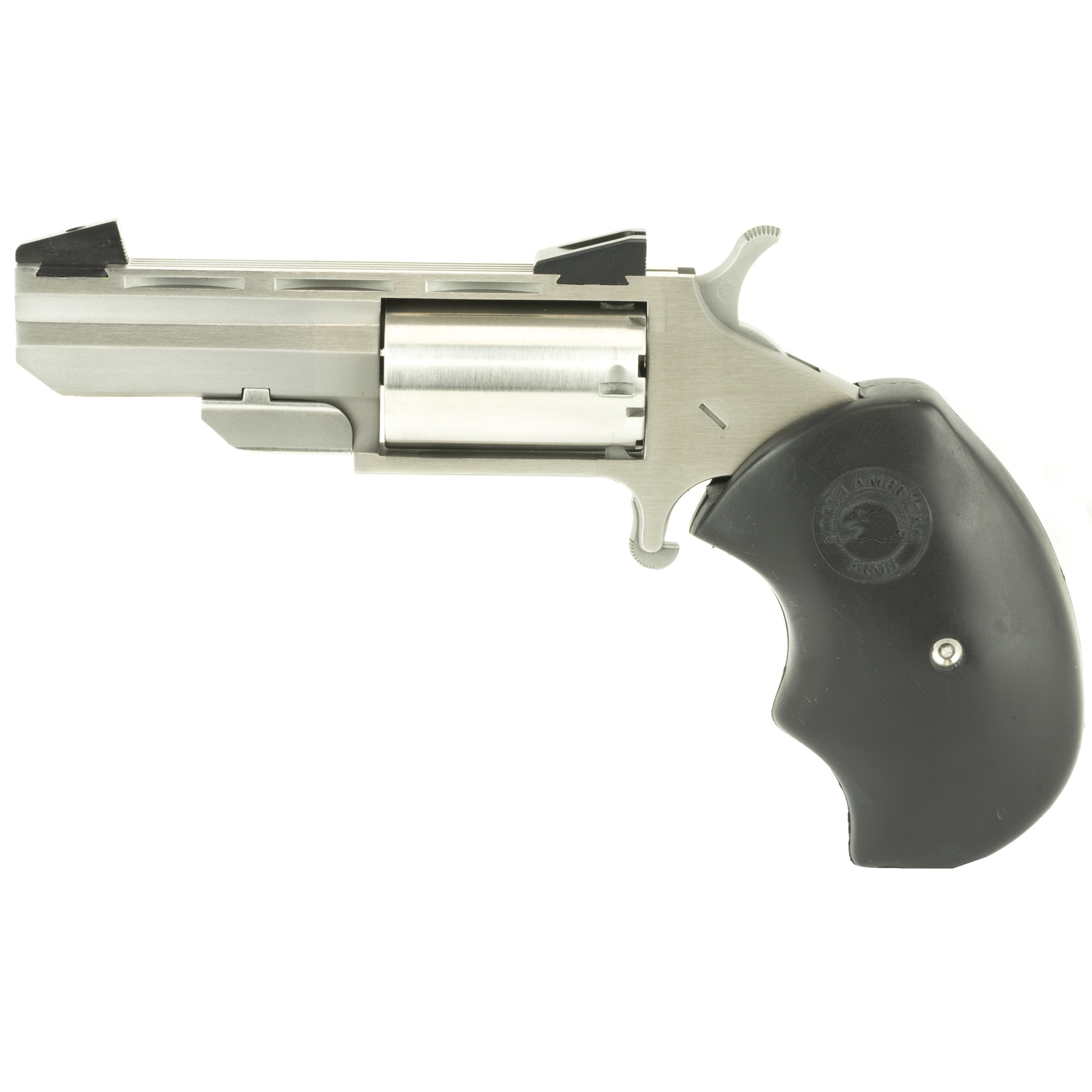 North American Arms Black Widow Single Action 2