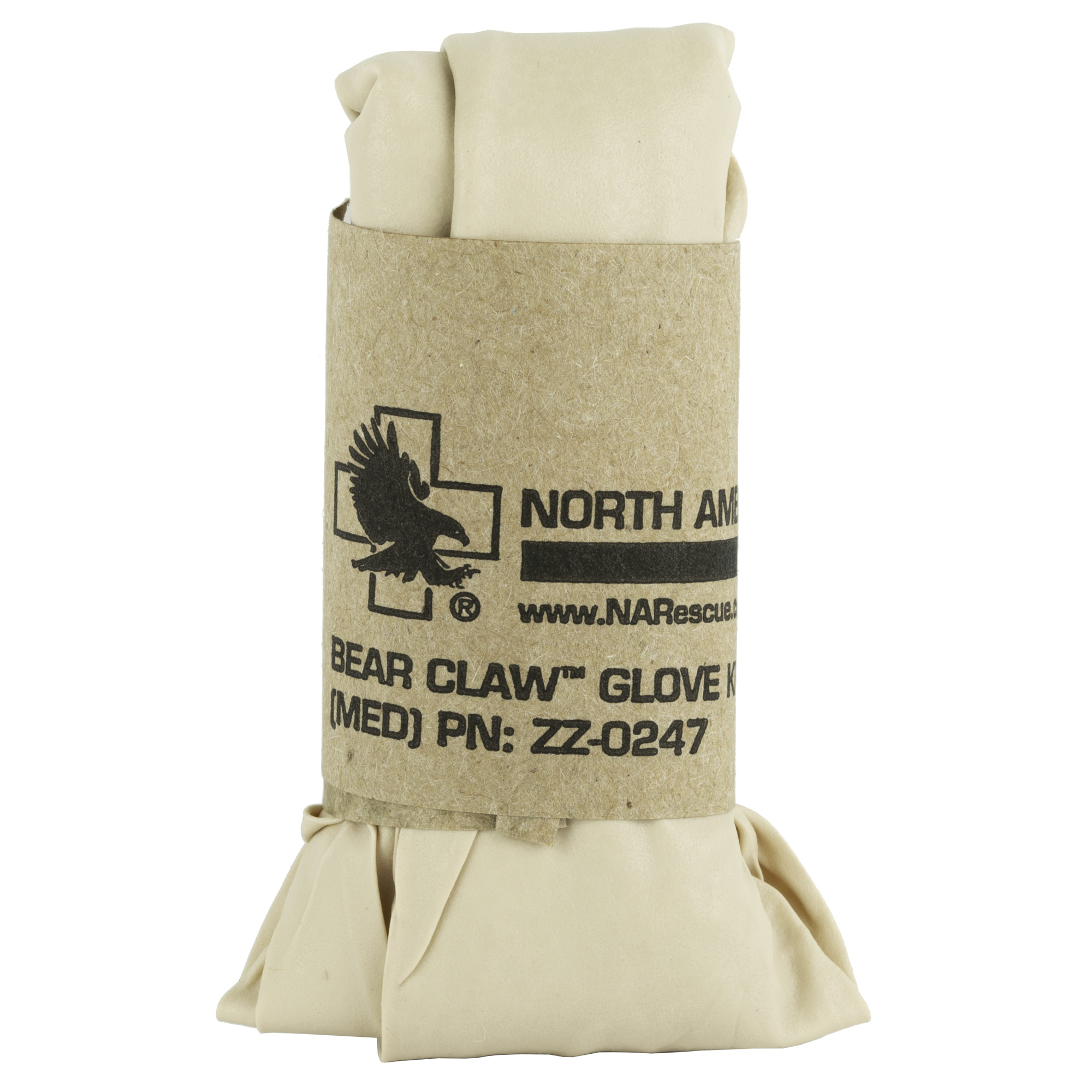 "Bear Claw Ultimate Nitrile gloves are made of 100% Nitrile material which is free of the allergens found in standard latex gloves. They are engineered to give the users high performance by offering both maximum protection and unsurpassed tactile sensitivity. This careful attention to detail includes textured fingertips to help with fine motor skills"" beaded cuffs for quick and easy donning and a thickened palm for durability and reliability. These ambidextrous gloves are packaged 25 pairs per bag. Designed for single-use only."