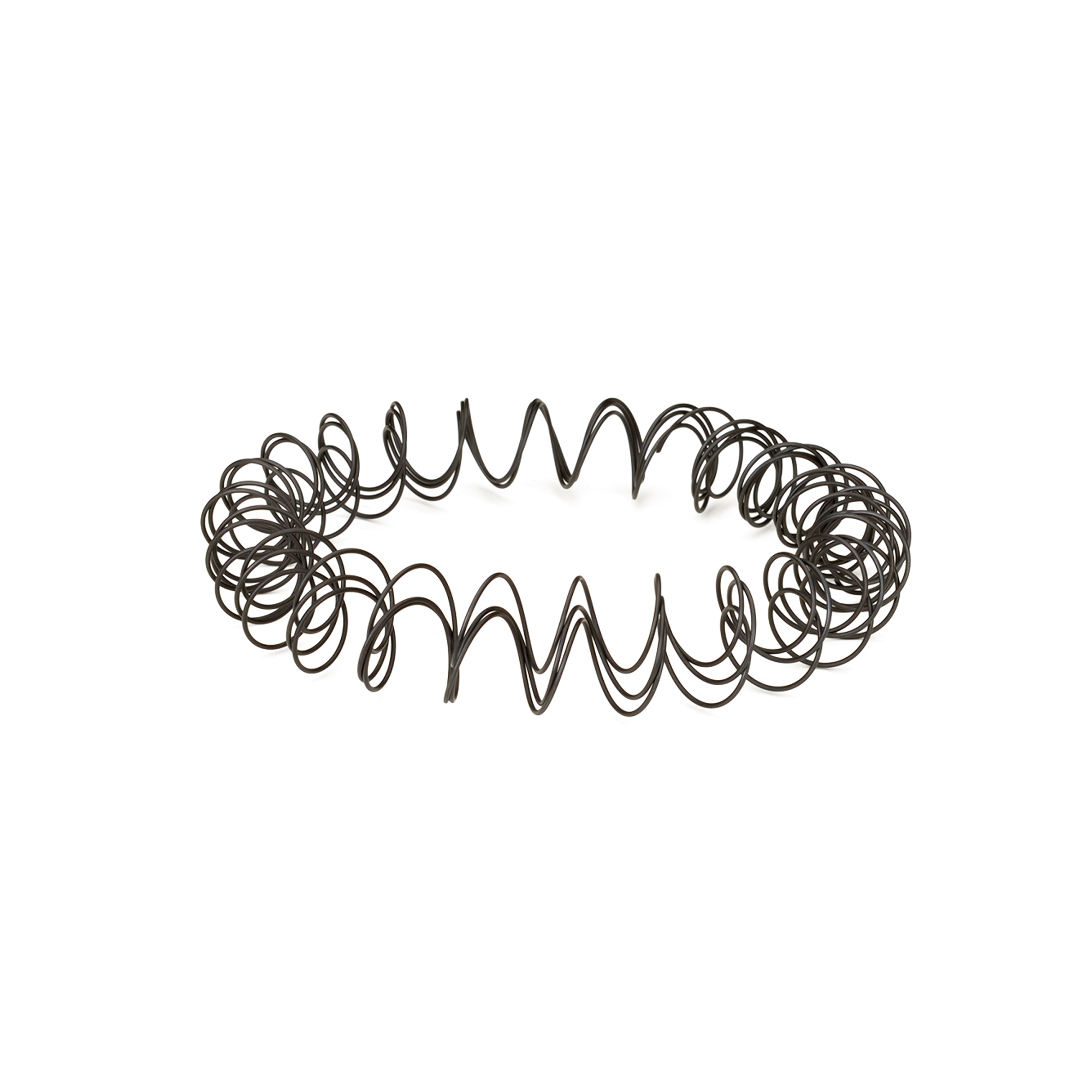 Heavy Duty replacement spring for shotgun magazine extensions. Ships coiled in package with instructions for determining length and cutting.