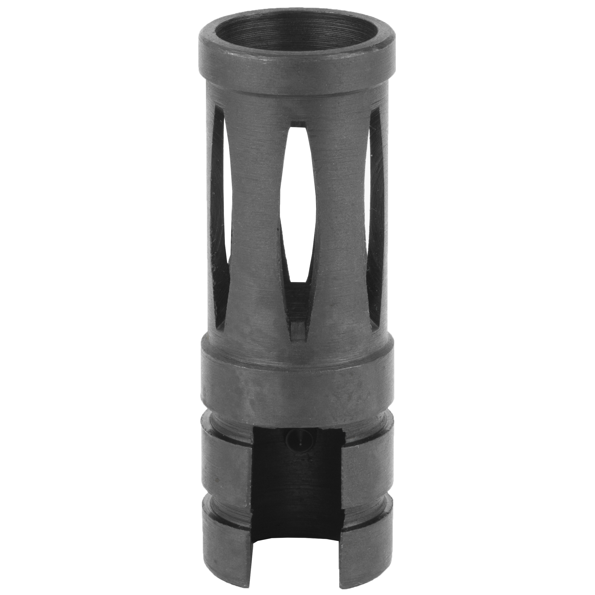 Short version of the NCSTAR 10/22 muzzle brake.