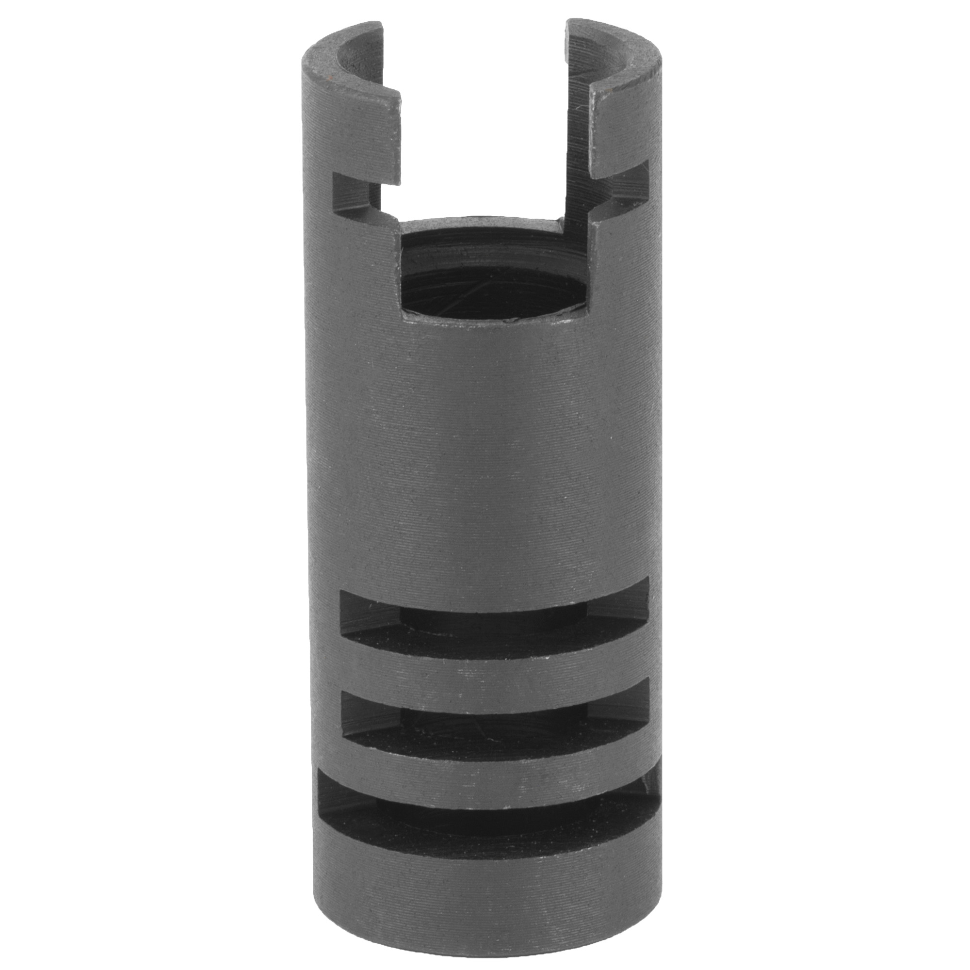 Pin on SKS muzzle brake made by NCSTAR.