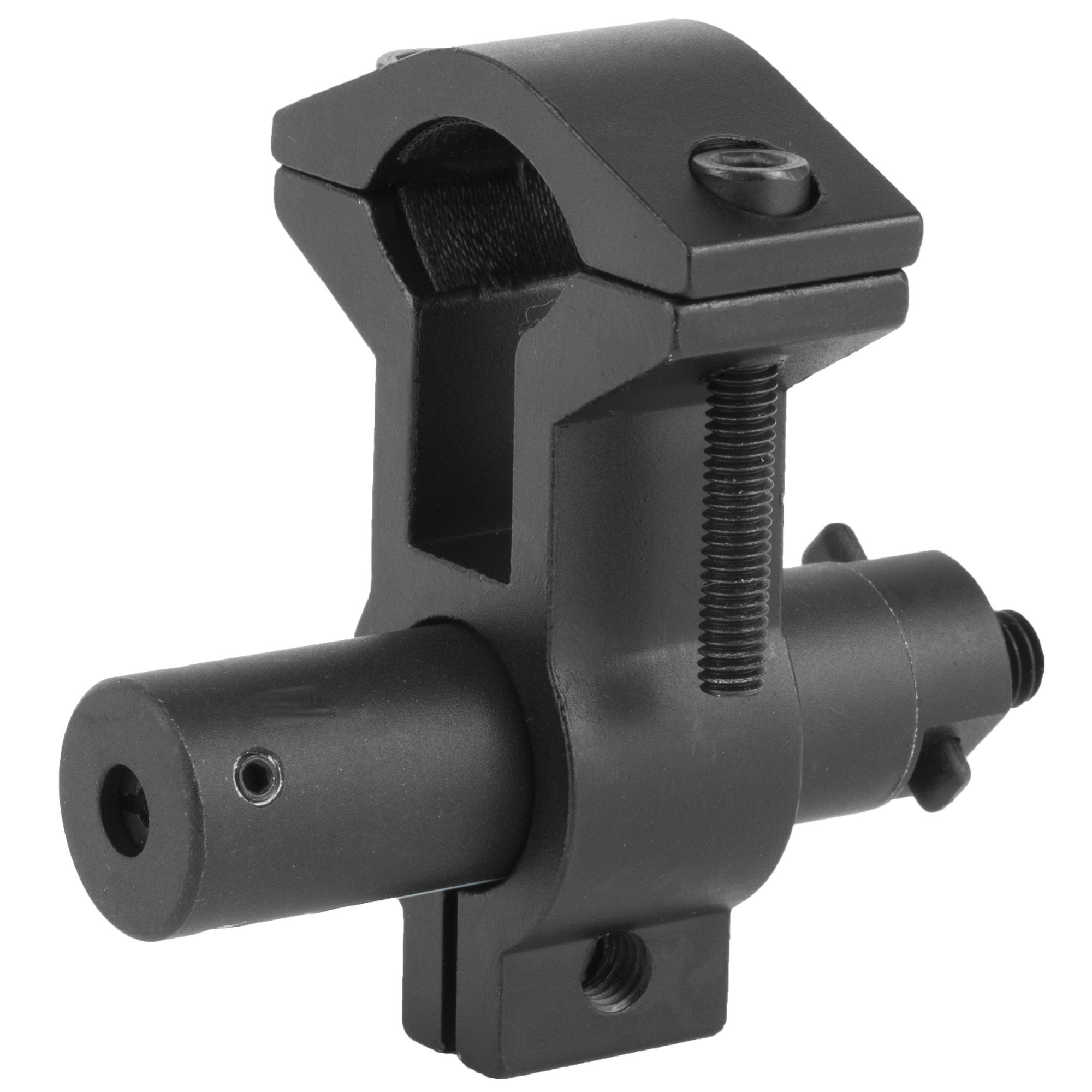 NCSTAR Rifle Red Laser With Universal Rifle Barrel Mount – Black