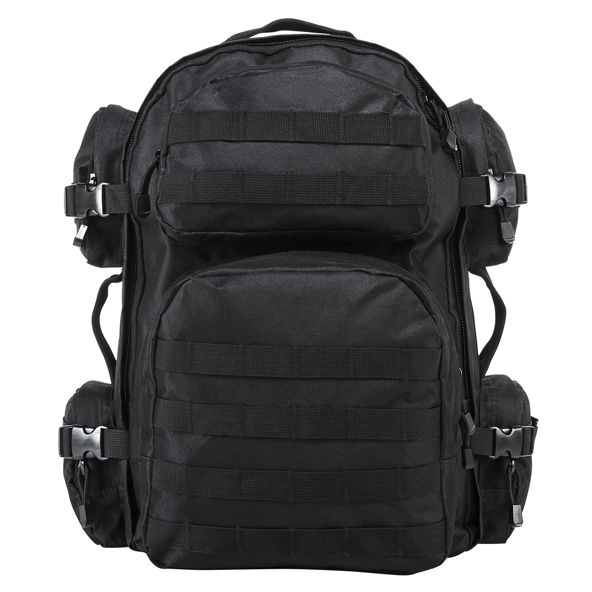 NCSTAR Tactical Backpack Nylon – Black