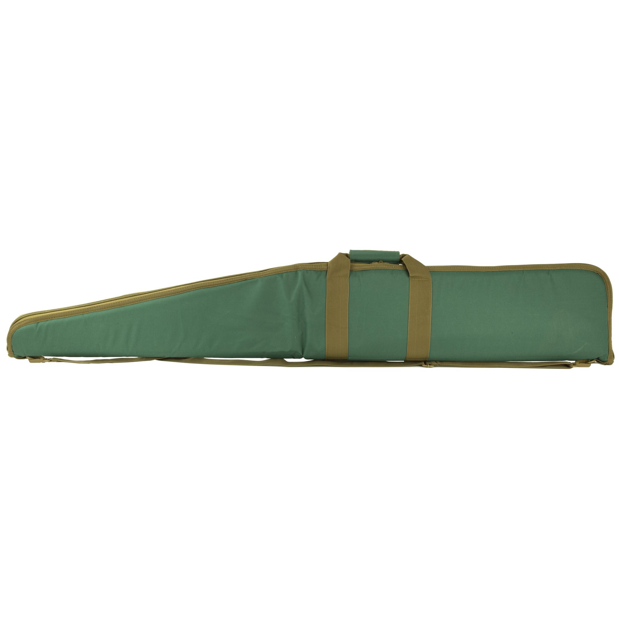 NCSTAR 2958 Series Shotgun Case Nylon 54″ – Green