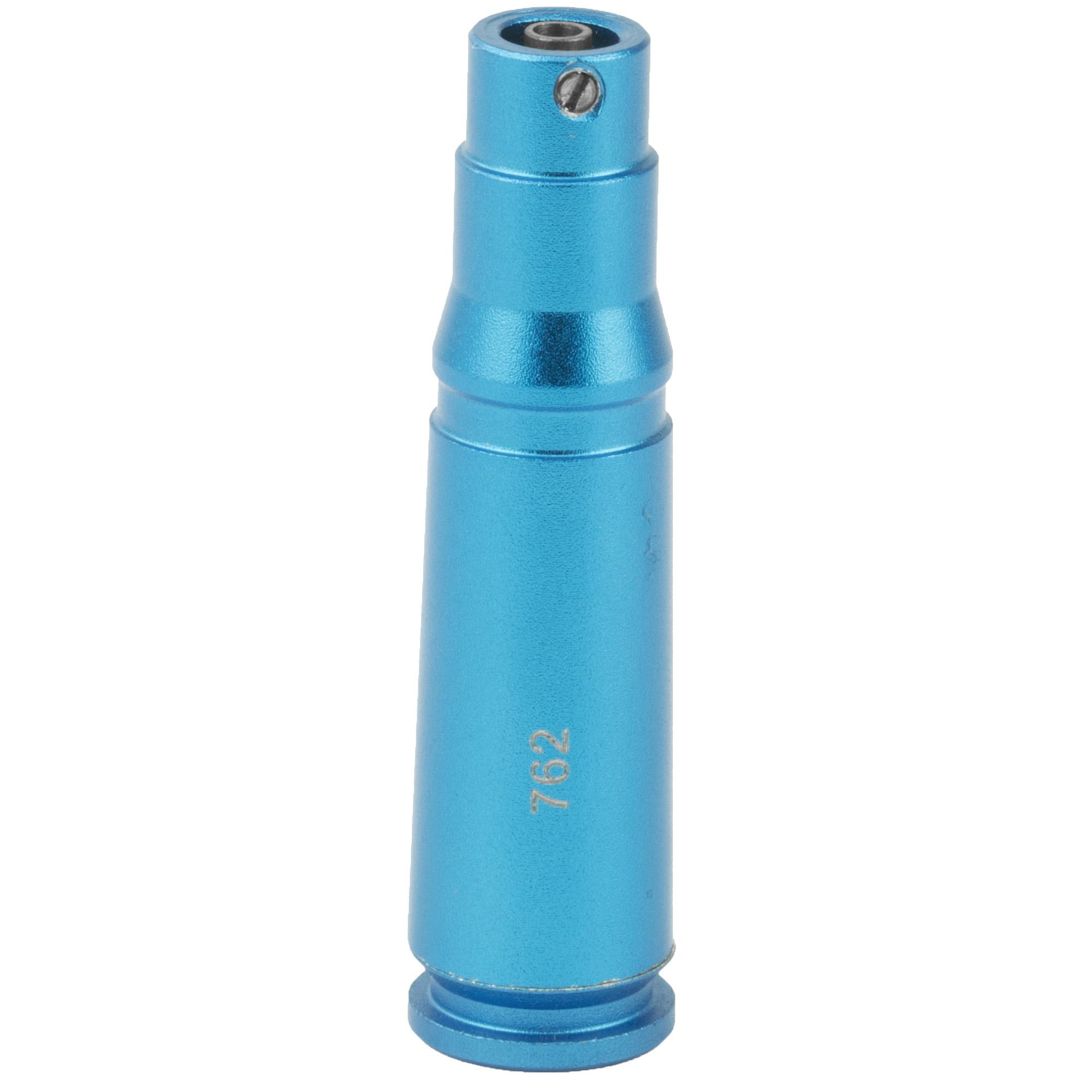 NCSTAR 7.62X39 7.62X39 Laser Cartridge Bore Sighter Boresighter – Blue