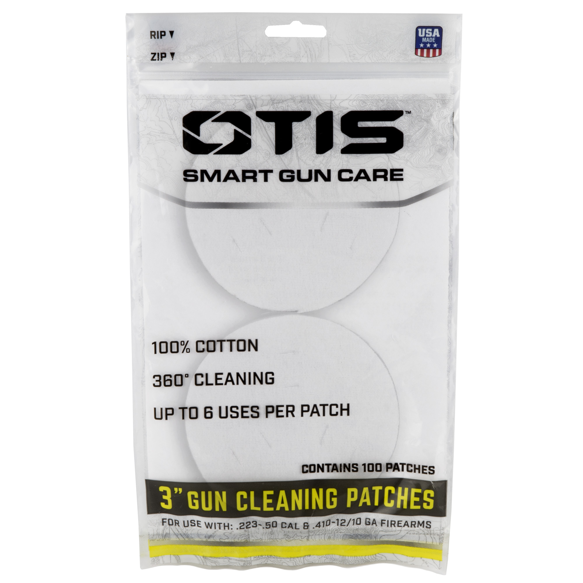 """With a competitive drive and a never-ending passion for hunting and shooting"""" OTIS is constantly looking for a better way to help you care for your firearms. OTIS Smart Gun Care products allow passionate gun owners to get more from their firearms. More years. More precision. More rounds down range."""