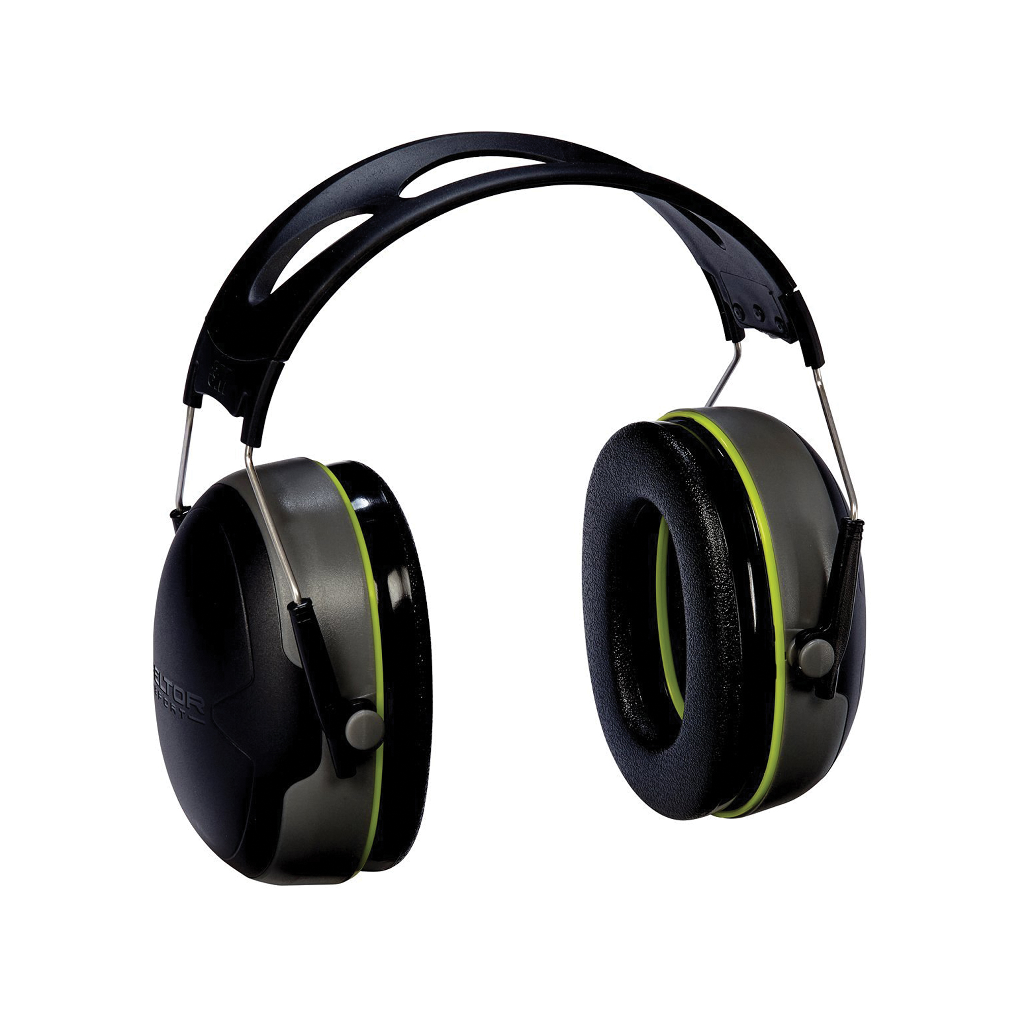 """Designed for safety without sacrificing comfort"""" the Sport Bull's Eye Hearing Protector reduces sound levels for reliable passive hearing protection. This mid-range NRR provides excellent noise reduction"""" yet maintains a low profile."""