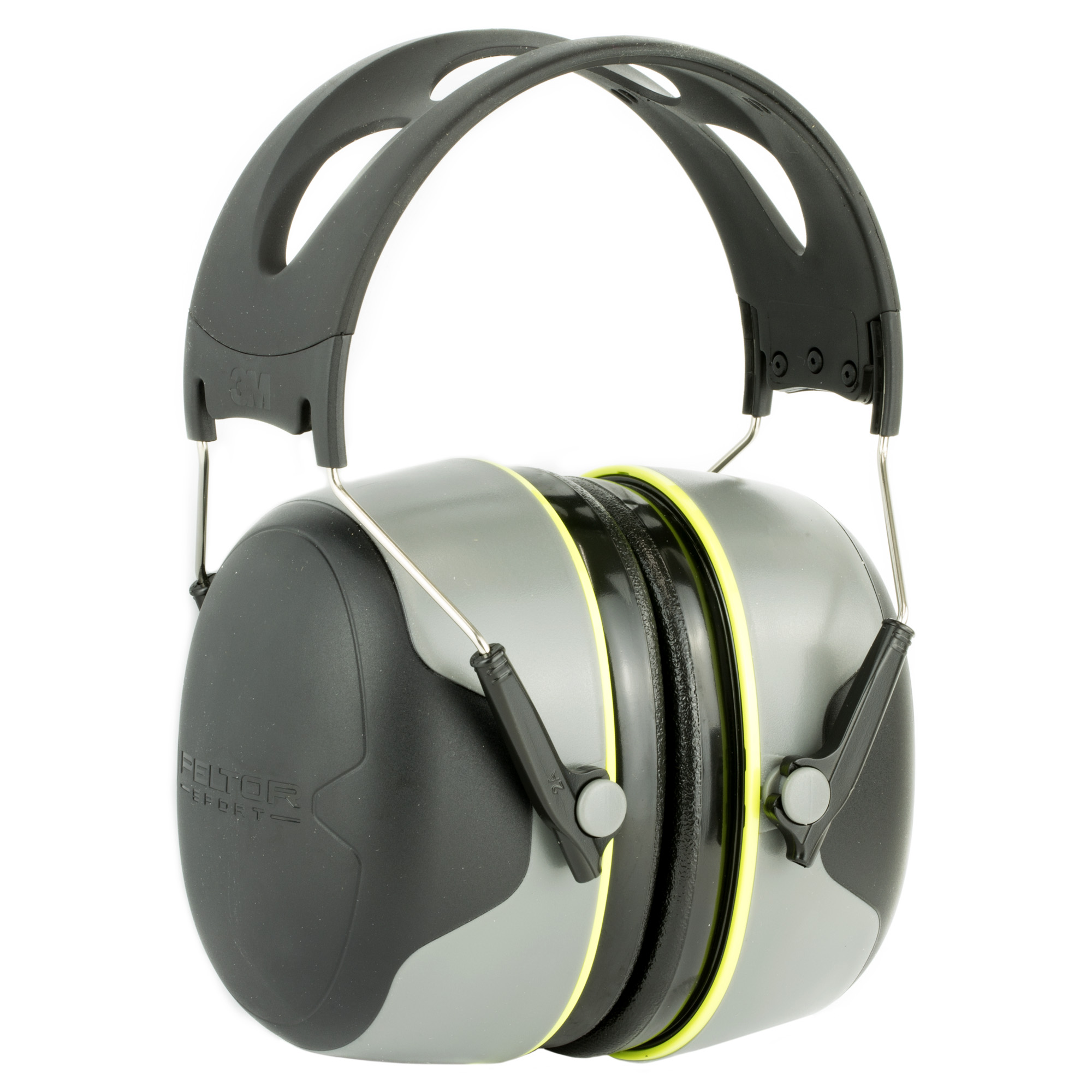 """Designed for safety without sacrificing comfort"""" the Peltor Sport Ultimate Hearing Protector reduces sound levels for reliable passive hearing protection. Peltor Sport's highest NRR earmuff provides superior comfort and protection."""