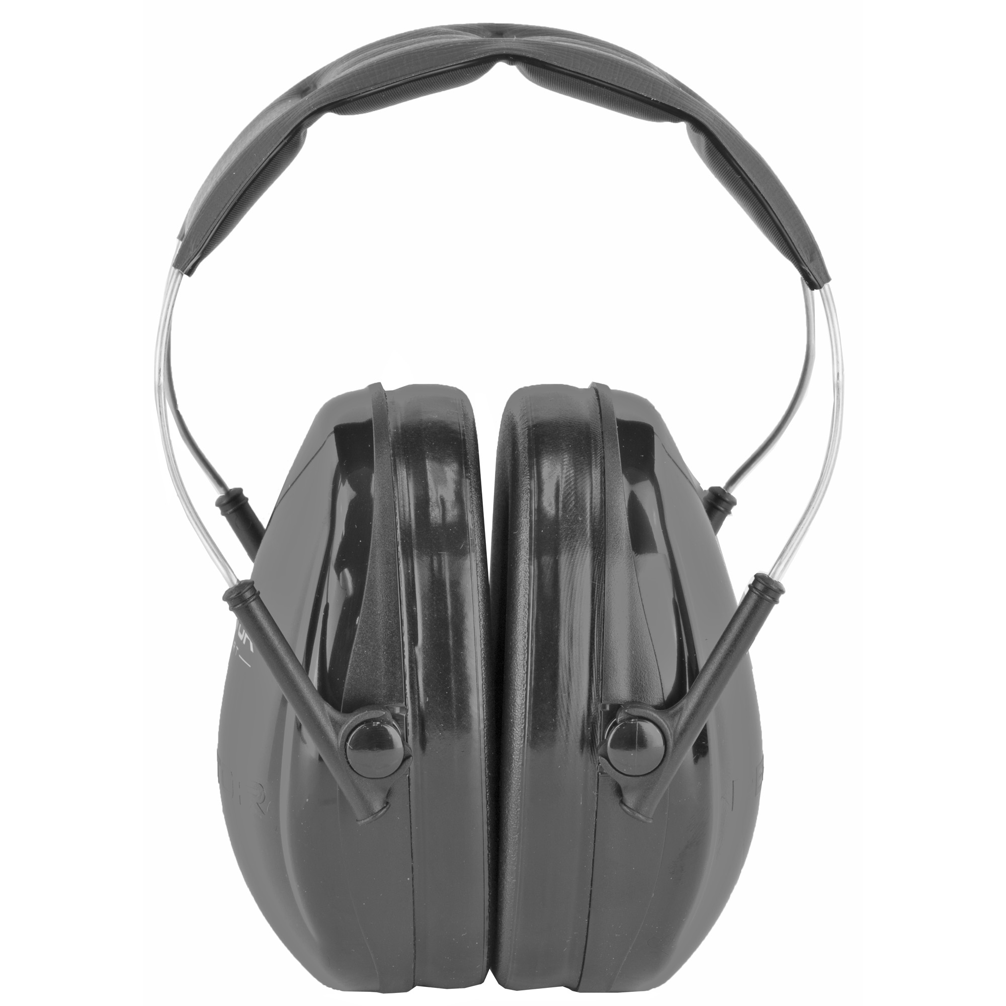 """The Small Earmuff is easily adjustable for a comfortable fit and sized for youth and smaller adults. With a noise reduction rating (NRR) of 22 dB"""" these muffs are ideal for Range Use"""" Hunting"""" Sporting Events"""" or any other loud environment where hearing protection is desired."""