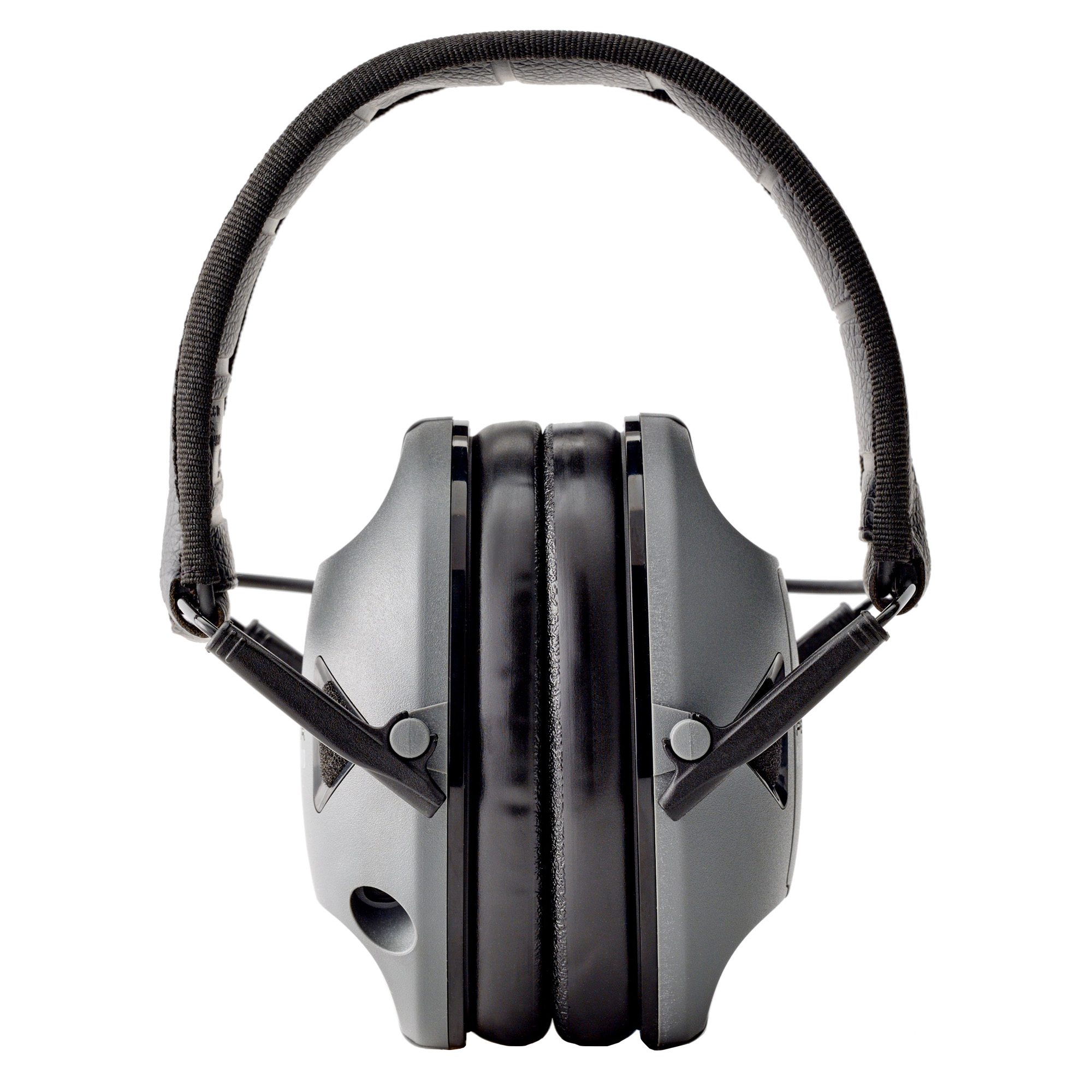 The Peltor RangeGuard Electronic Hearing Protector suppresses gunshot noise to protect hearing while amplifying voices for clear communication. Ideal for range and hunting use. It features a re-engineered headband for improved fit and comfort.