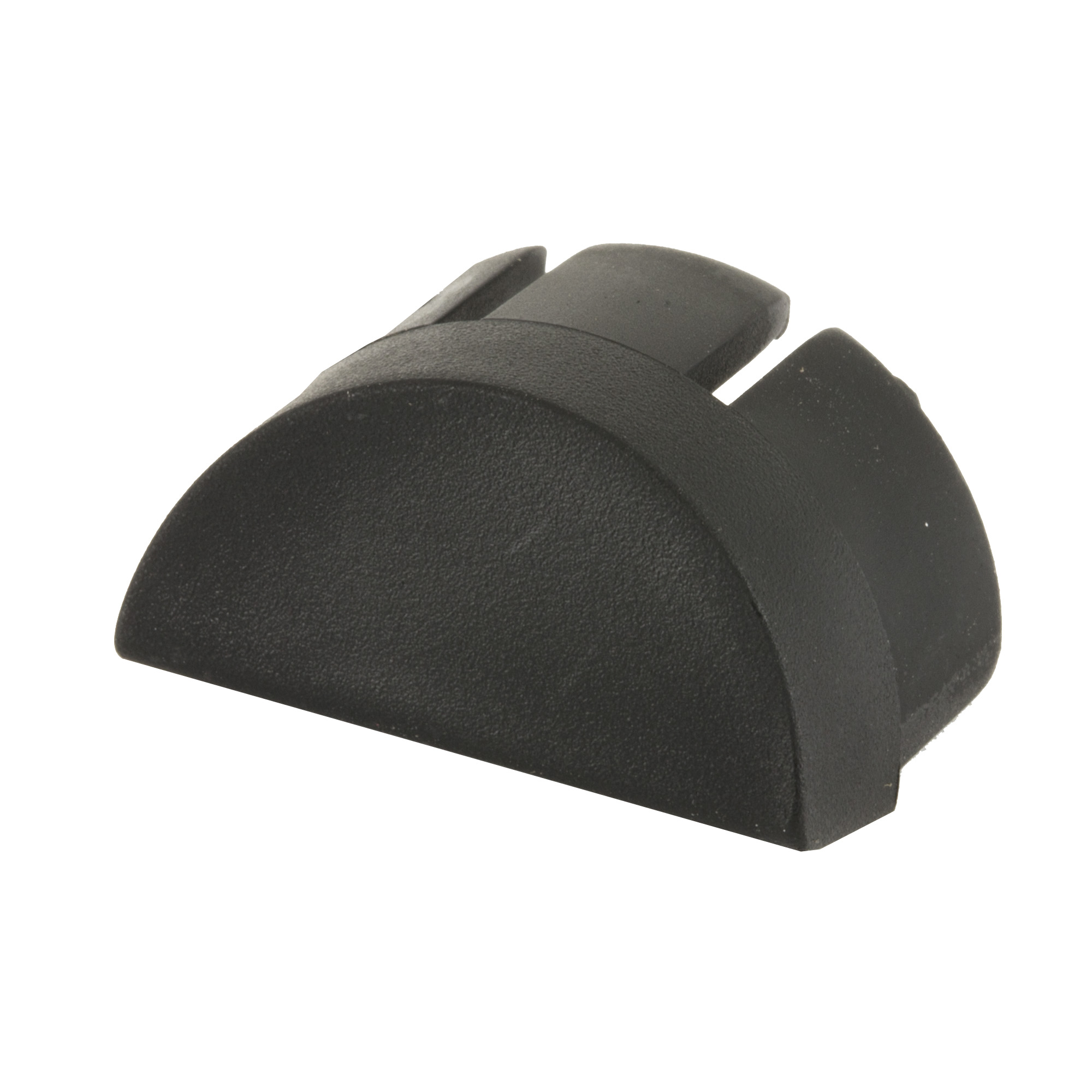 """This unit fits in the rear cavity of the Glock model 26"""" 27"""" 33 and 39. It uses a friction fit for retention. NOT FOR GEN 4 OR 5 FRAMES."""