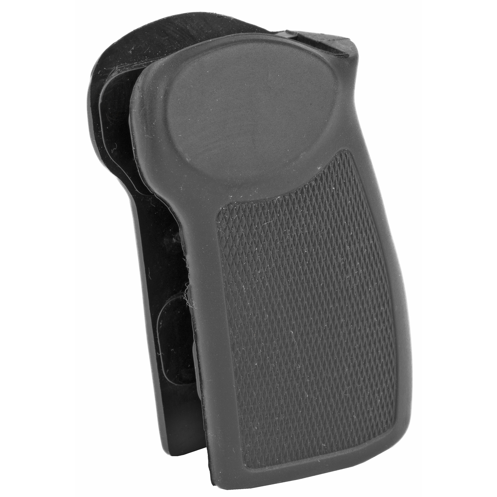"""These soft rubber replacement grips will fit the (8 shot) East German"""" Russian"""" Bulgarian and Chinese models dramatically improving the appearance"""" control and comfort of these popular imports. These grips are about 10% wider that the stock Makarov grips. Note: These grips will not fit the Hungarian PA63 pistol"""