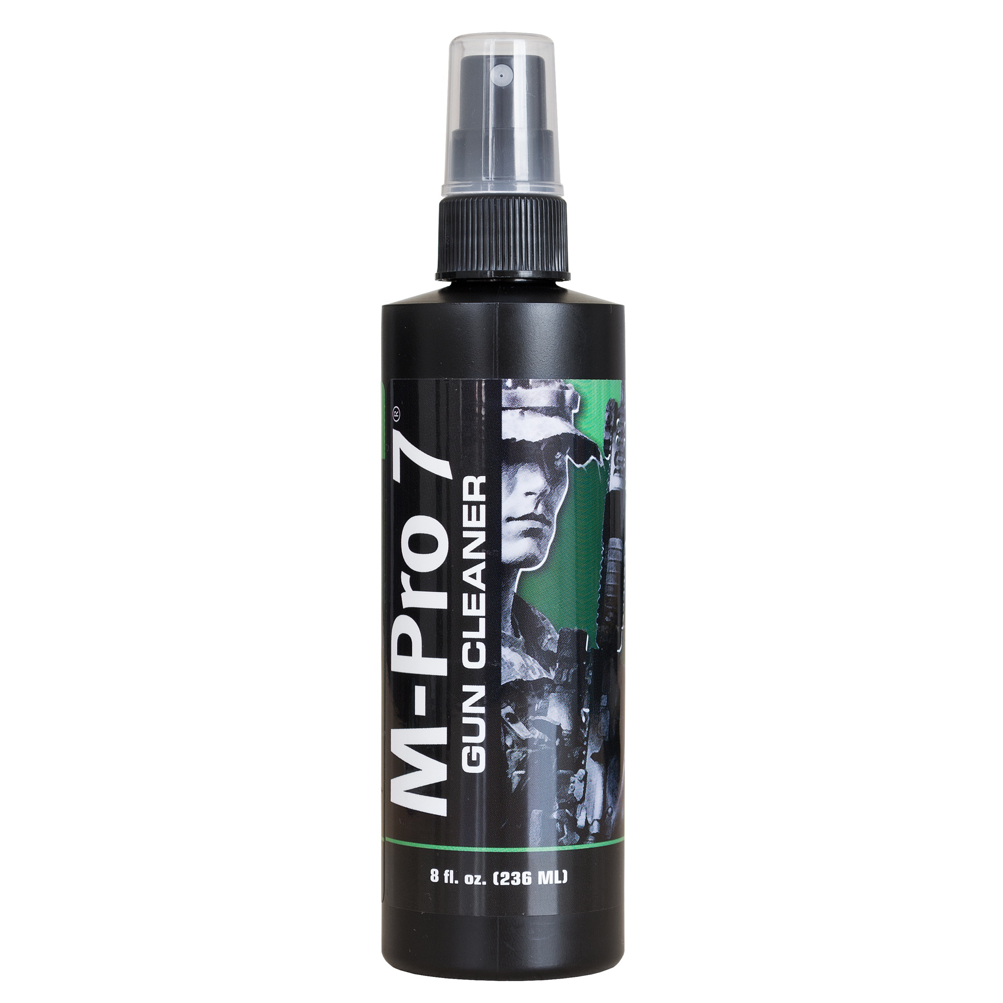 "M-Pro7 gun cleaners and lubricants are designed to enhance reliability"" performance"" service life and operator safety. - For professionals who want to spend more time training and less time cleaning."