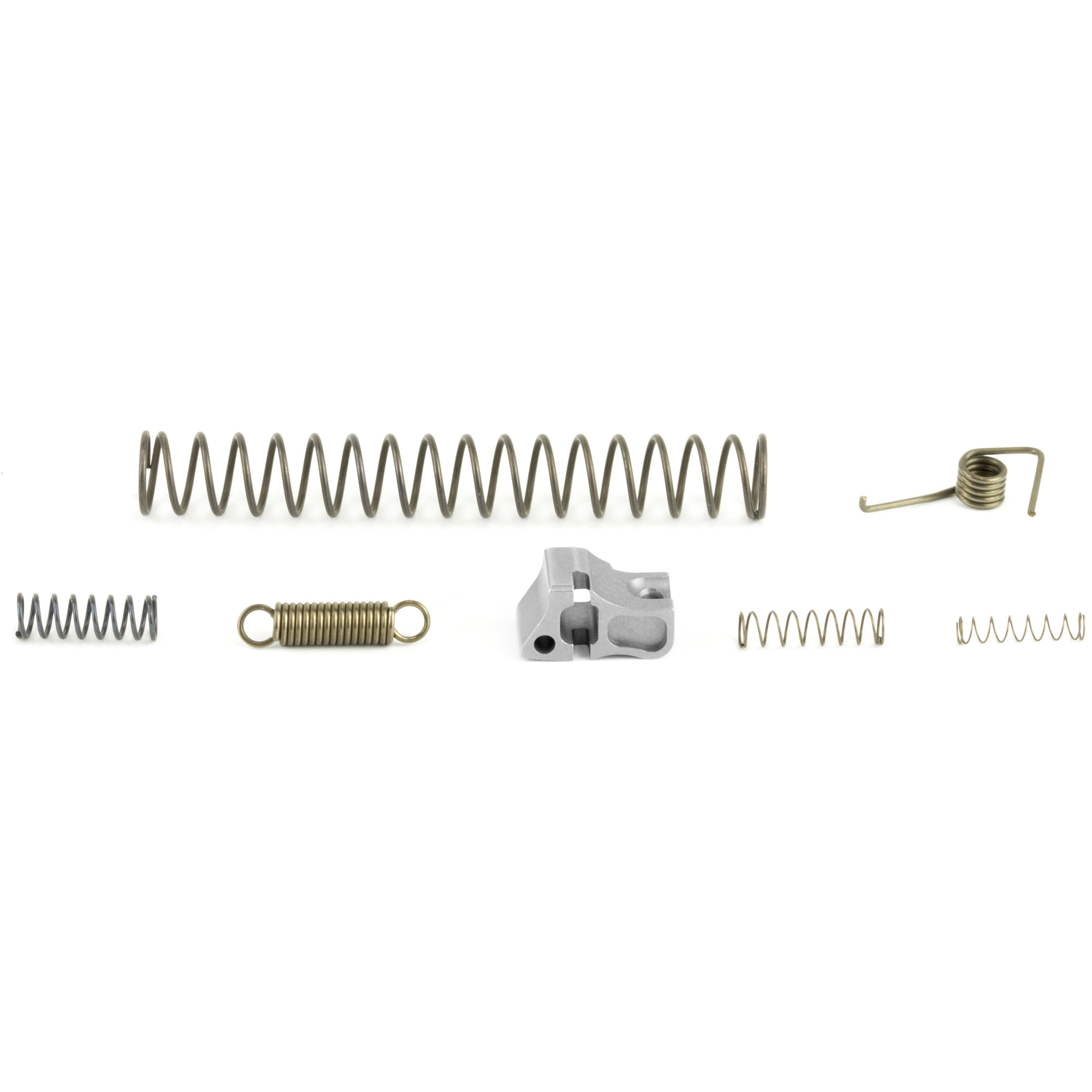 This Trigger Spring Kit with Sear for the XDS & XDS Mod2 will lower the pull weight and smooth out the feel of the trigger. (Designed to work on XDS pistols that are manufactured post recall or that have had the recall work performed on them.)