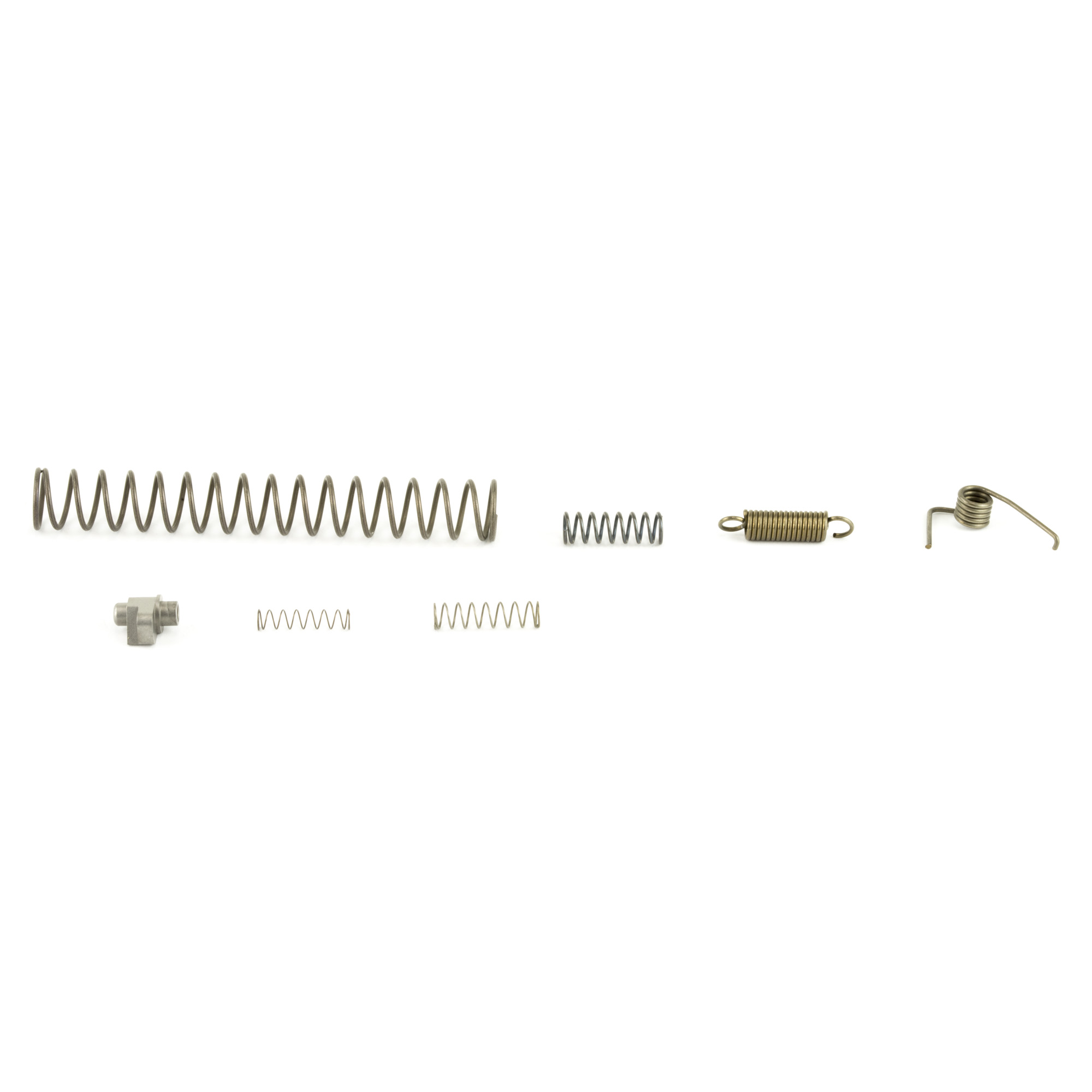 This Trigger Spring Kit for XDS & XDS Mod2 will lower the trigger pull and give reliable function of your carry pistol. (Designed to work on XDS pistols that are manufactured post recall or that have had the recall work performed on them.)