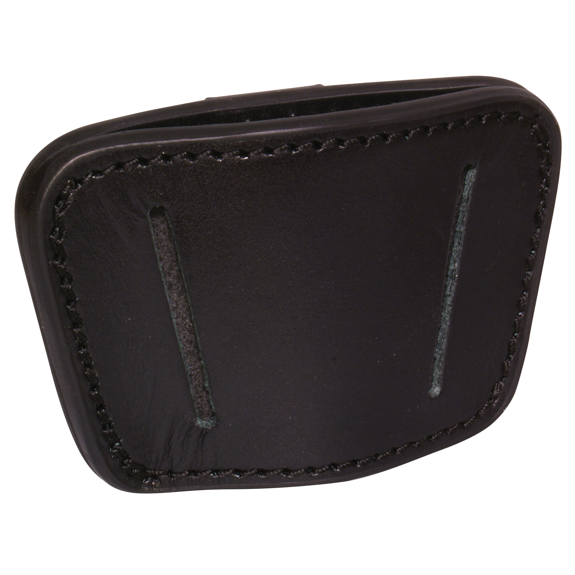 """Genuine high grade leather. Fits up to 1 3/4 belt"""" with removable clip for wearing inside or outside the waistband and is ambidextrous."""