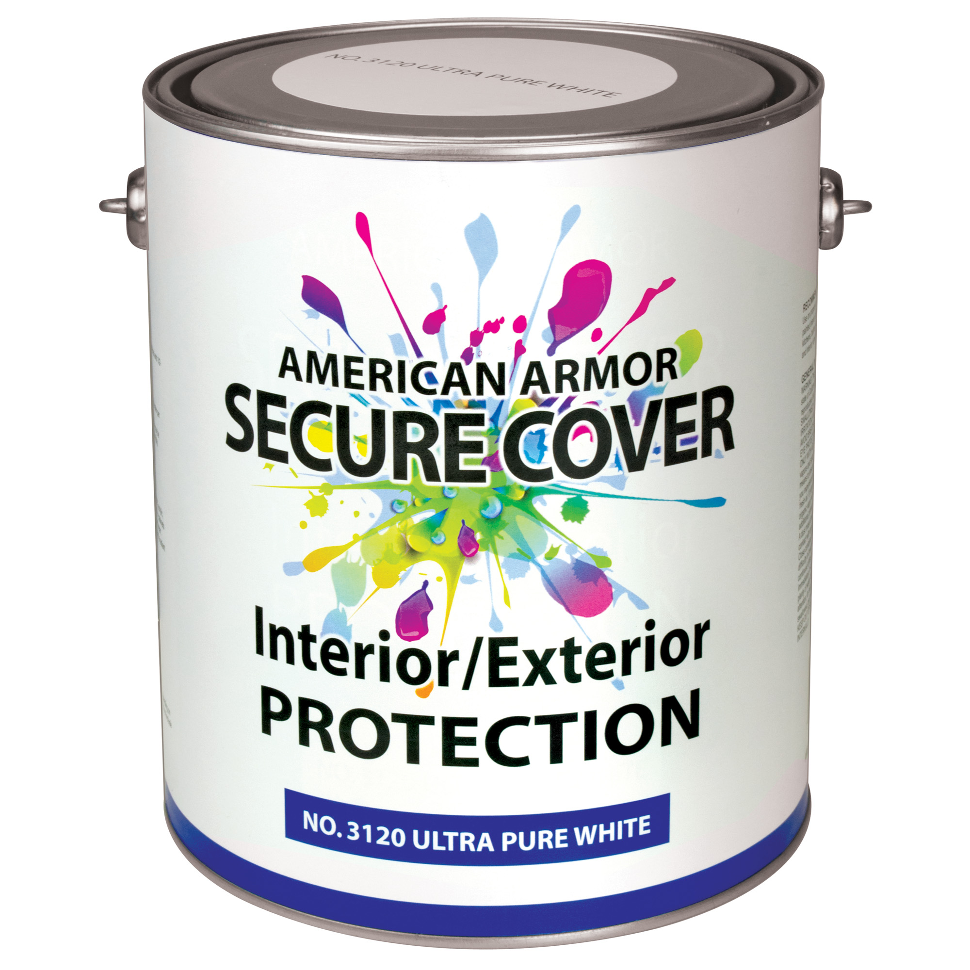 """The 1 Gallon Paint Can Safe is ideal for small handgun concealment and holds handguns such as .22"""" .25."""" .32"""" .380"""" and small 9mm pistols."""