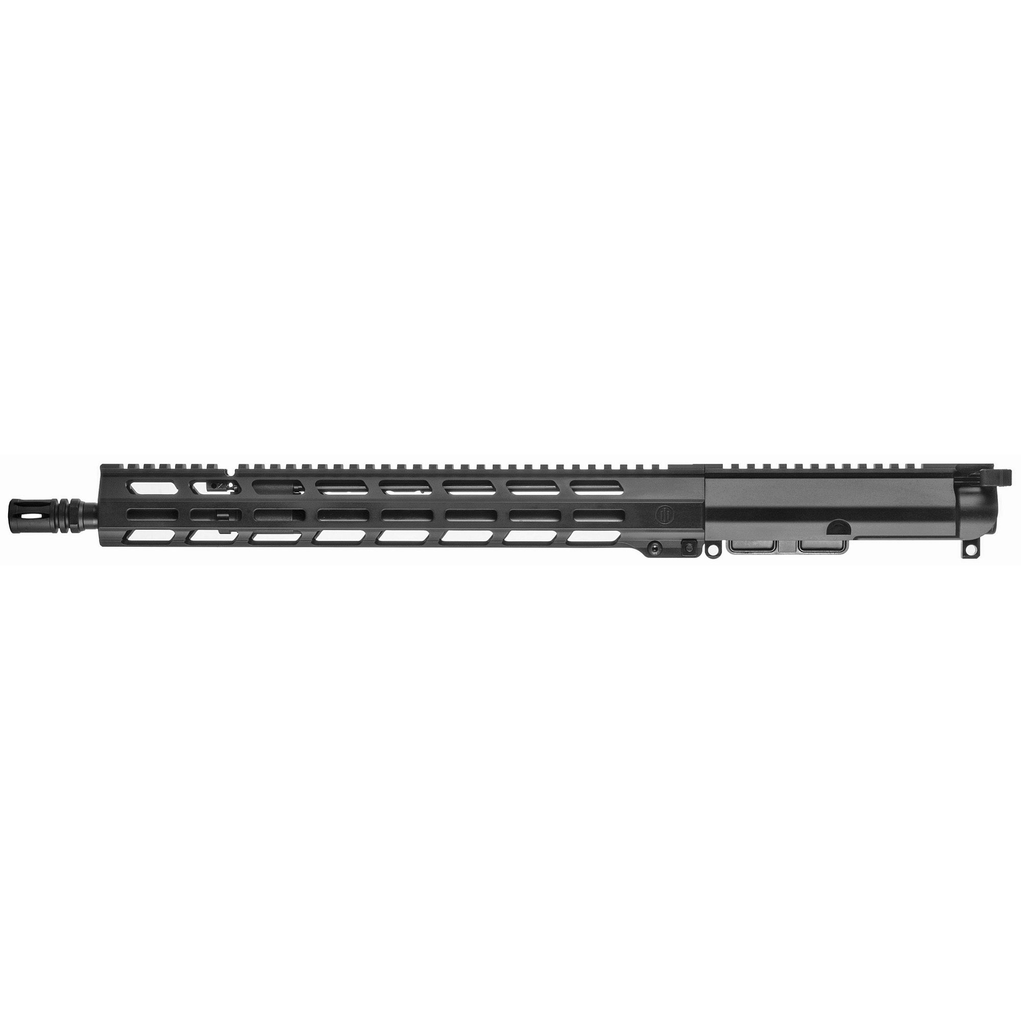 "The PWS MK1 PRO line features the tried and true PWS long stroke piston system. This line is perfect for shooters looking for a cost-effective piston system firearm without sacrificing the high-quality standards PWS has been known for over a decade. Featuring a 3-setting adjustable gas system for users with suppressors"" free-float MLOK handguard"" Radian Raptor charging handle"" extruded upper receiver that integrates an extremely solid handguard attachment system"" the MK1 PRO line has an assortment of features ideal for shooters of all levels. Available as a complete upper or complete firearm (both pistol and rifle configurations). As with all PWS complete upper receivers"" they will fit seamlessly to any AR15 lower receiver with no need for add accessories. The PRO line is the best value on the market when it comes to piston driven operating systems"" including high-end features and custom components."
