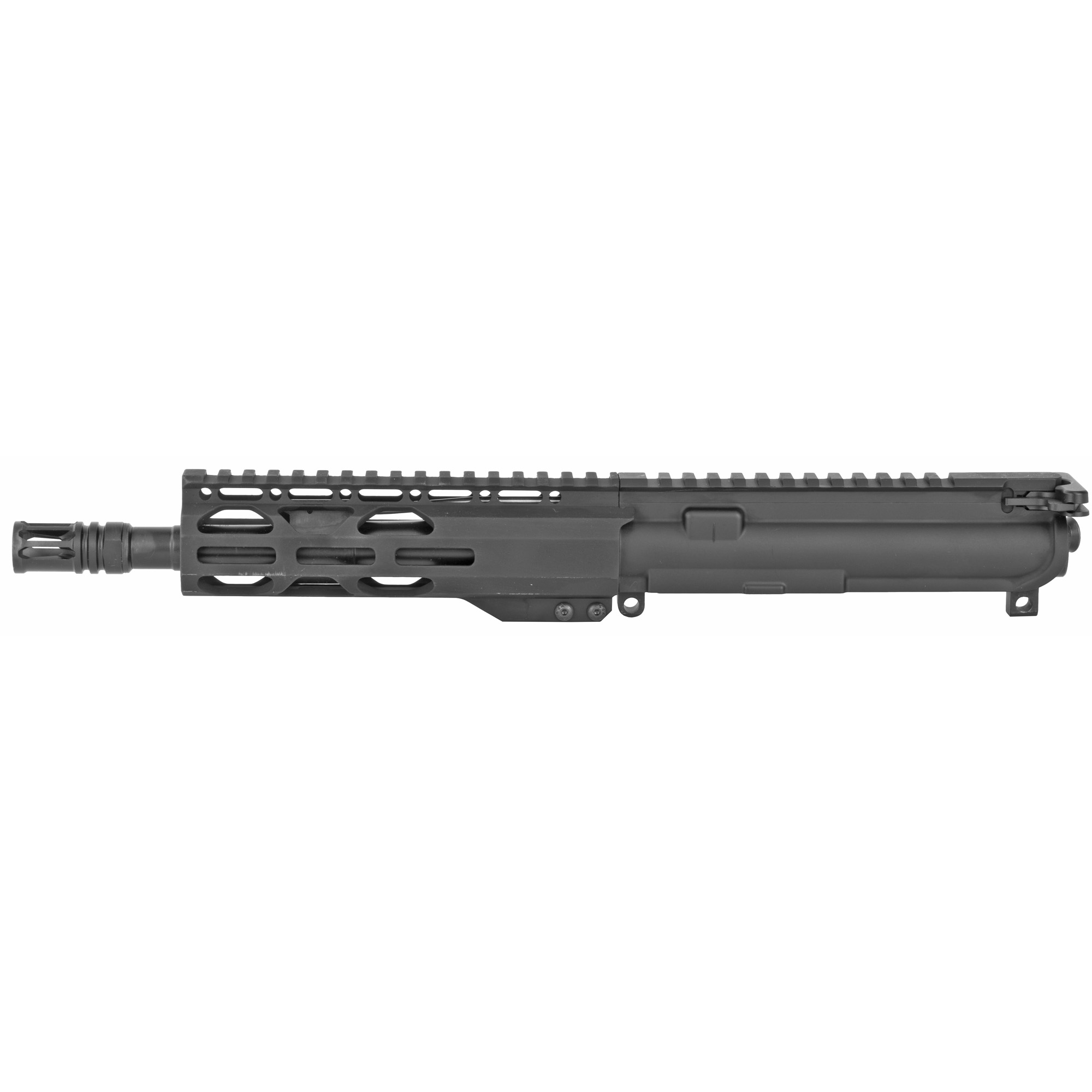 """The Radical Firearms 8.5"""" HBAR profile 300BLK is a complete MIL-STD upper ready to drop on any MIL-STD lower Receiver. Perfect for the novice or advanced shooter wanting to finish out that build and hit the range. Built with the 7"""" RPR free float rail system for increased accuracy and keeping your hands cool. No matter what your style of shooting is"""" Radical Firearms has you covered."""