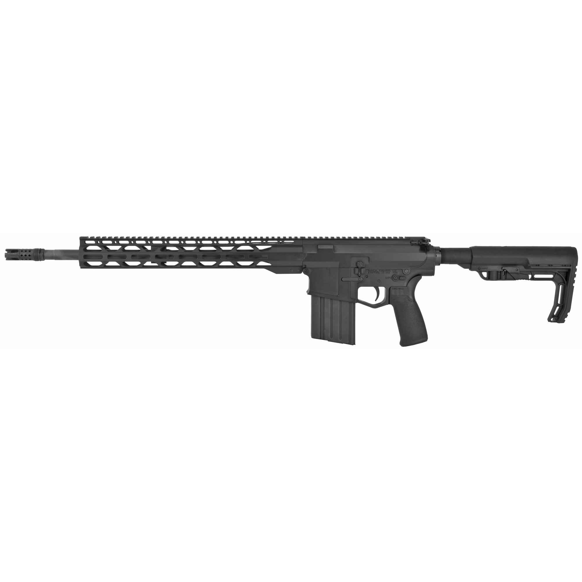 """The Radical Firearms RF-10 uses a match grade barrel along with a free float rail system for increased accuracy"""" keeping your hands cool"""" and giving you plenty of room for accessories. Regardless if it's your first or fiftieth"""" a Radical Firearms rifle will not disappoint!"""