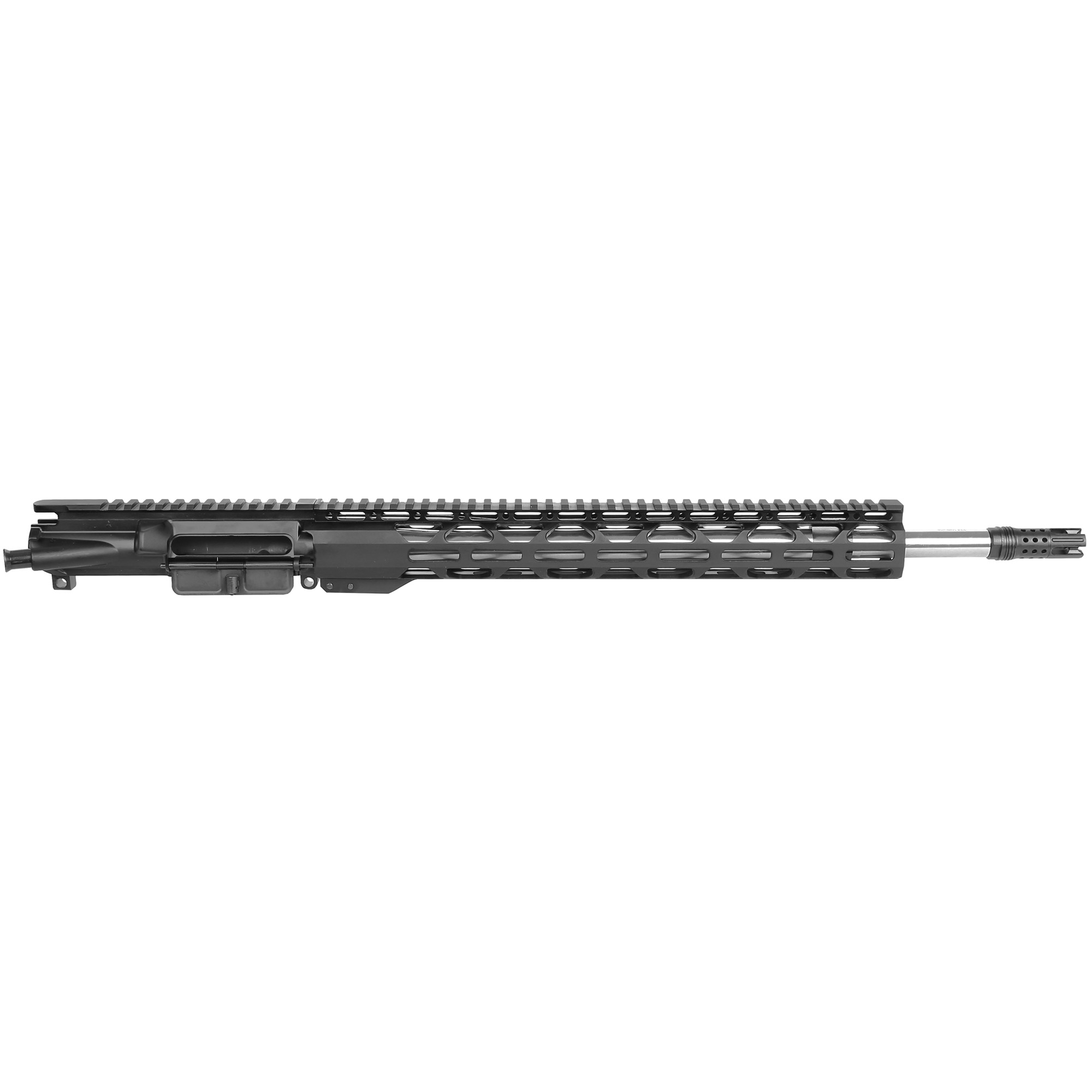 """The Radical Firearms 223 Wylde"""" 18"""" Stainless Steel Barrel"""" is a MIL-STD upper ready to drop on any MIL-STD lower Receiver. Perfect for the novice or advanced shooter wanting to finish out that build and hit the range. Simply add your BCG"""" charging handle and you are ready to go. Built with a 15"""" RPR free float rail system for increased accuracy and keeping your hands cool. No matter what your style of shooting is"""" Radical Firearms has you covered."""