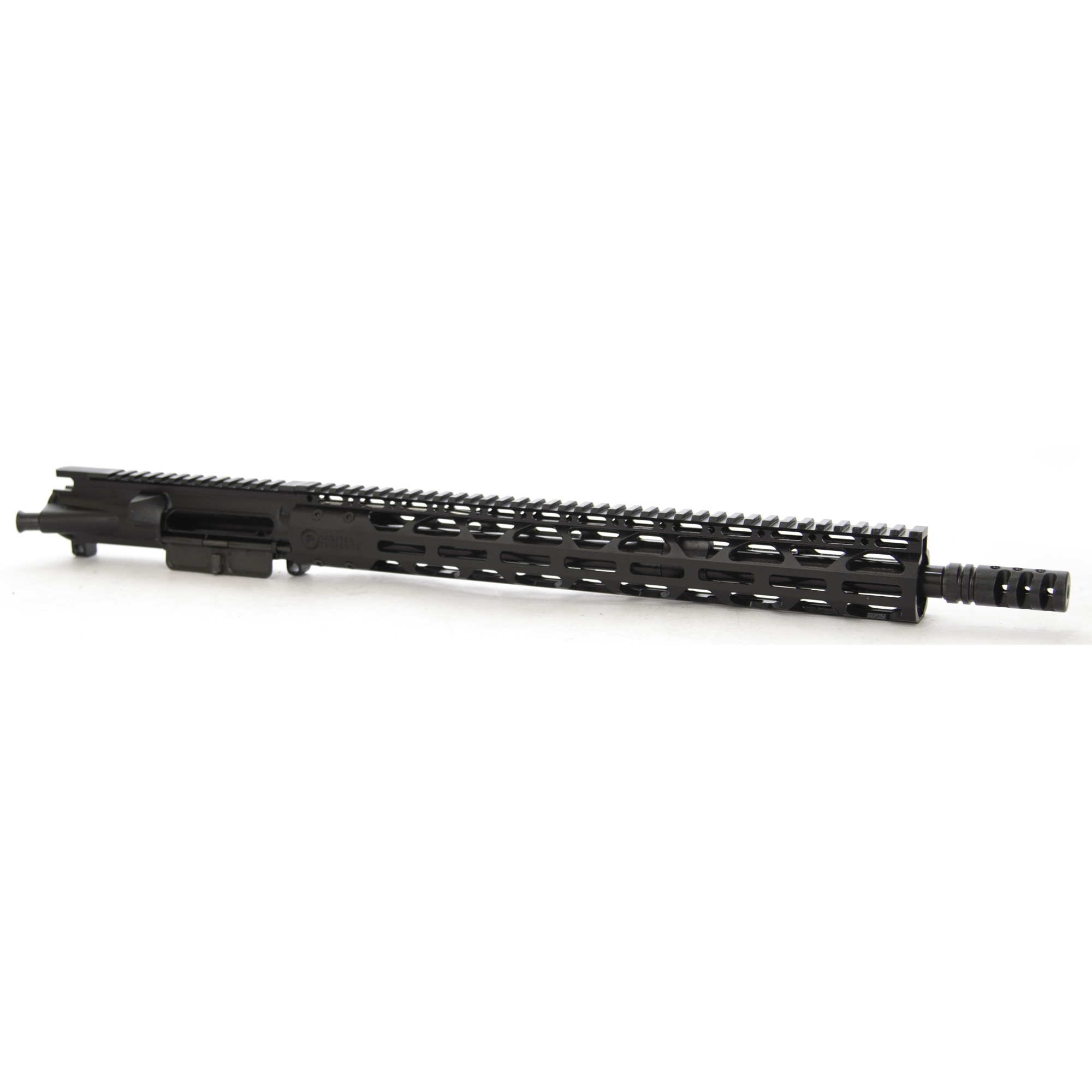 """The Radical Firearms 16"""" Socom profile 5.56mm is a complete MIL-STD upper ready to drop on any MIL-STD lower Receiver. Perfect for the novice or advanced shooter wanting to finish out that build and hit the range. Built with a 15"""" RPR free float rail system for increased accuracy and keeping your hands cool. No matter what your style of shooting is"""" Radical Firearms has you covered."""