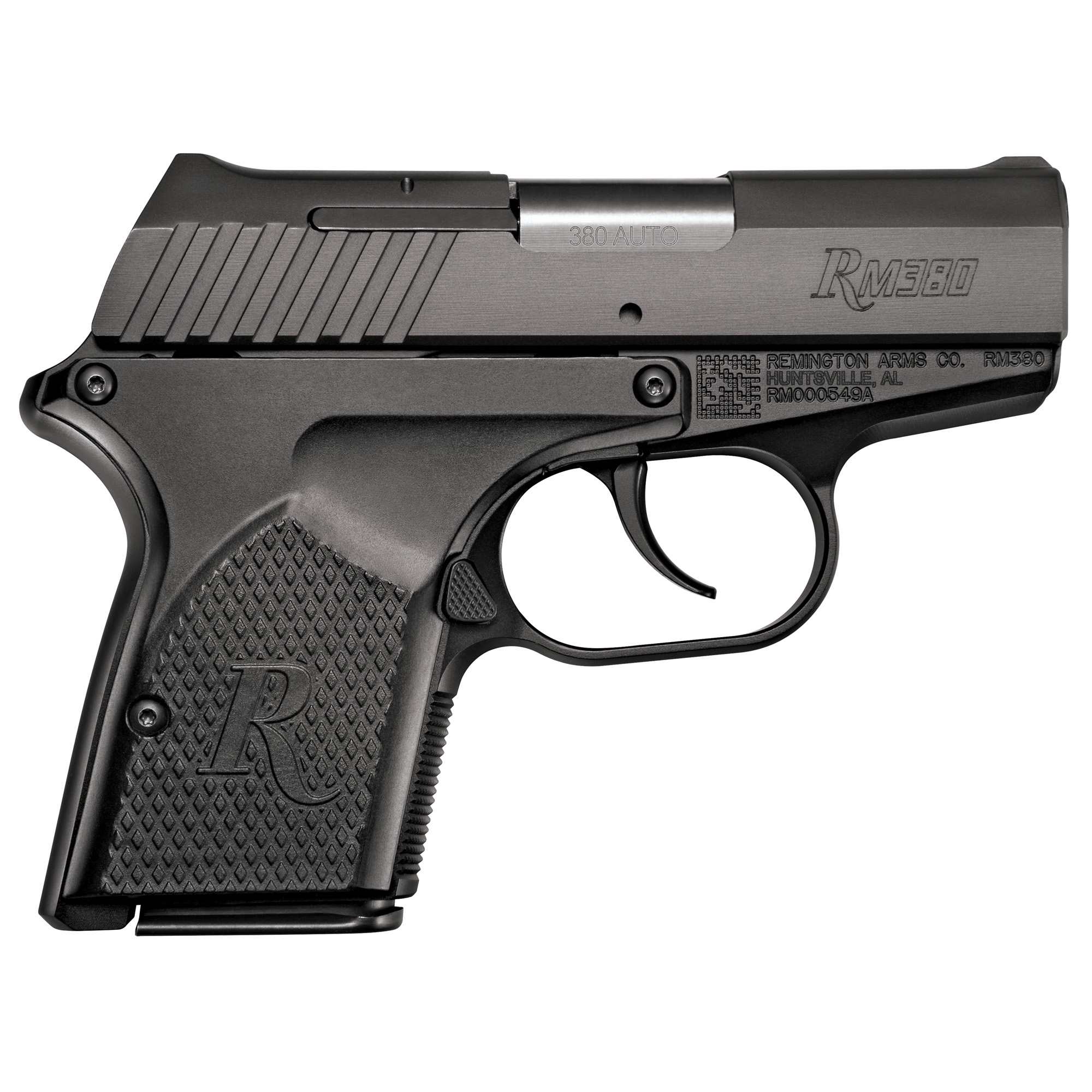 Never before has a handgun so diminutive been built to such high standards for performance and reliability. Every feature of the RM380 has been fine-tuned to deliver unfailing function with unrivaled accuracy and control in the most extreme conditions on earth - the fight of your life. It's simply the most complete fusion of confidence and concealment to ever hit every Day Carry category. Includes two 6-round magazines.