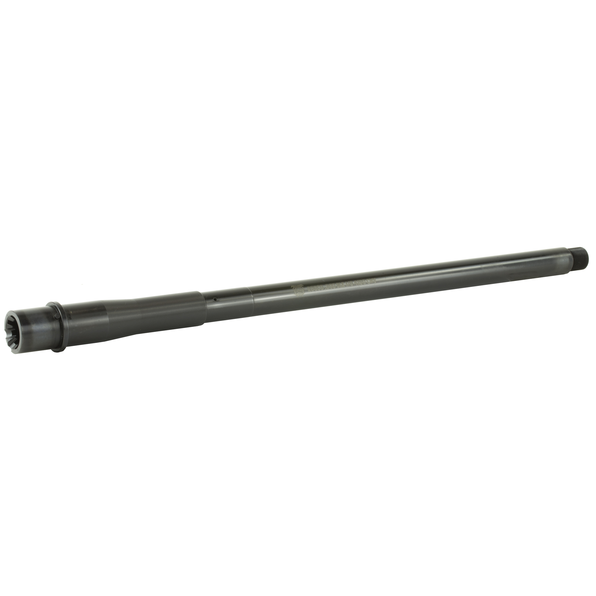 """This Rosco 16"""" 300 Blackout (300 BLK) barrel is perfectly suited for carbines shooters that plan on running only supersonic ammo"""" or are building a well-balanced hunting platform. Rosco 300 Blackout barrels were created by using input from SOCOM end users and some of the original creators of the 300 Blackout caliber. Every barrel was designed to optimize the original role for this caliber; to be suppressor friendly and accurate. It is Rosco's goal to get you the performance that you seek out of these barrels when running sub-sonic ammo or supersonic ammo (depending on barrel length). Twist rates"""" gas port diameters"""" and lengths have all been taken into account when we set out to make these. Let's just say that we don't like leaving things to chance."""