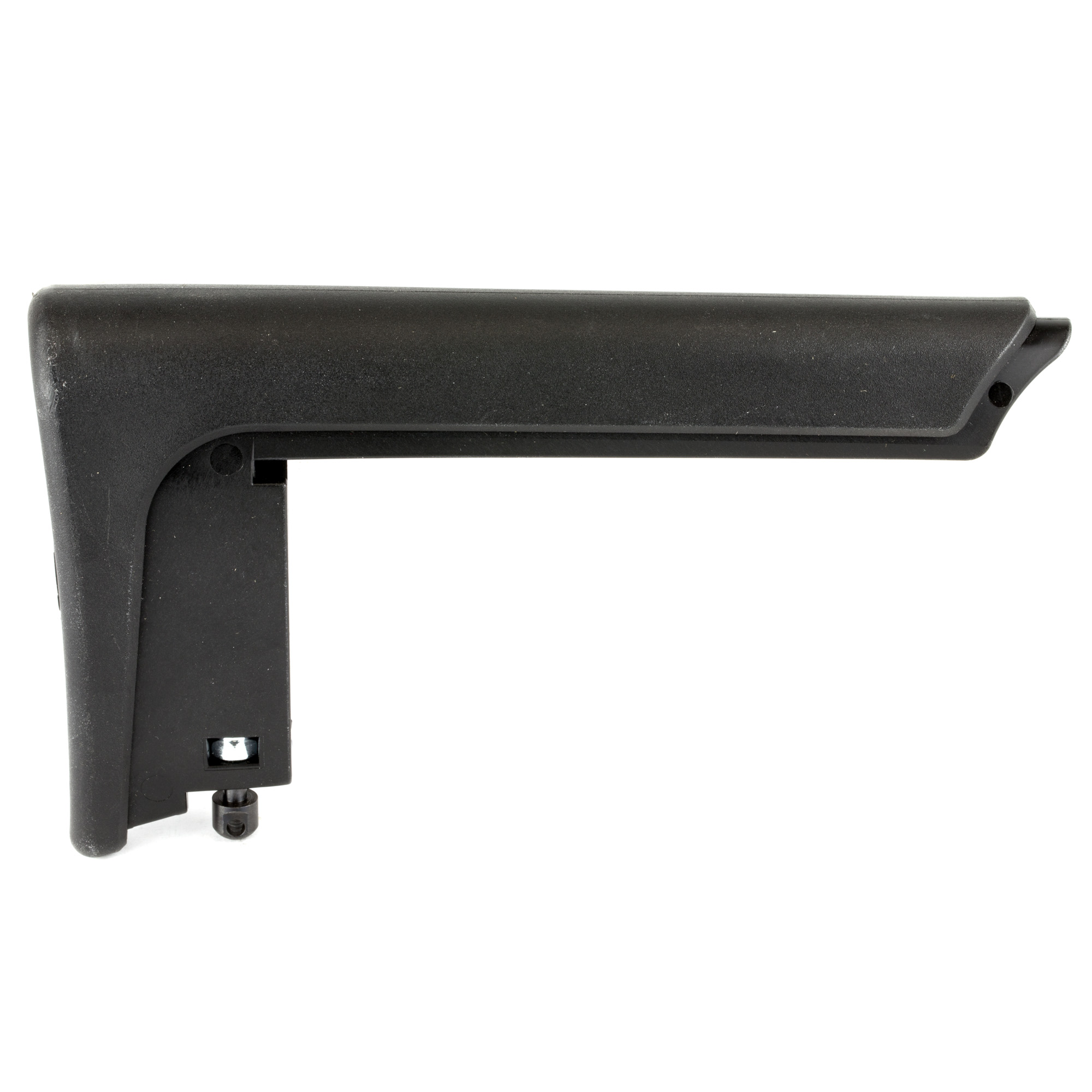 "Ruger's Stock Module"" Low Comb/Compact Pull"" fits Ruger American Rimfire"" 10/22 and any Ruger rifle with the Modular Stock System. This comb is intended for use with standard iron sights. The low comb height allows for the ideal placement of the shooter's cheek"" in line with the sights. It has the shorter length of pull buttstock"" ideal for shooters that prefer a shorter length of pull. Fits any Ruger(R) rifle with the Modular Stock System. Genuine Ruger(R) Factory Accessory."