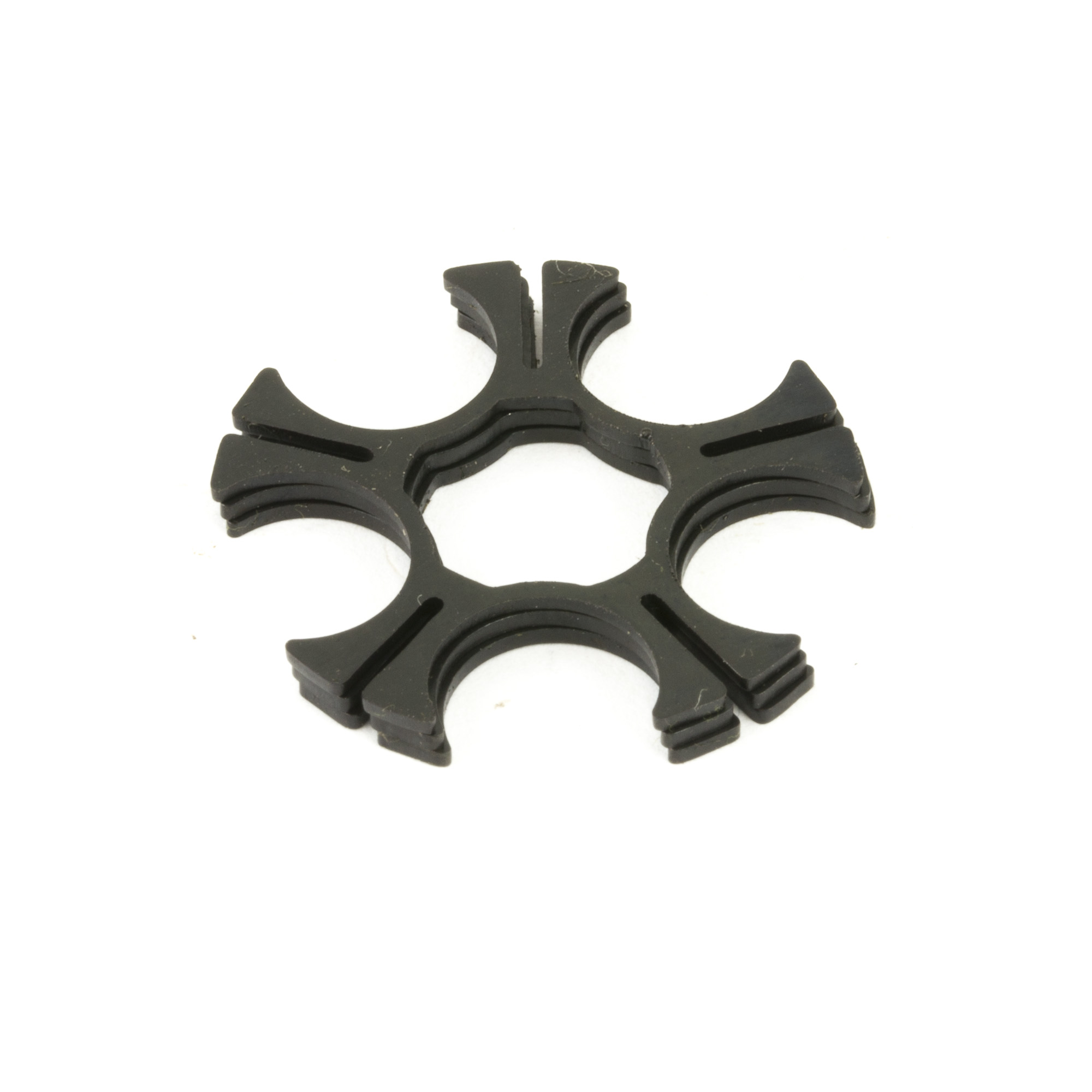 These full moon clips are made from stainless steel and function as a speed loader. They feature an optimized charge hole design for positive ejection over a wide range of ammunition. Ruger full moon clips act as a speed loader for quick reloads and the design allows for loading and unloading without the use of a moon clip tool.