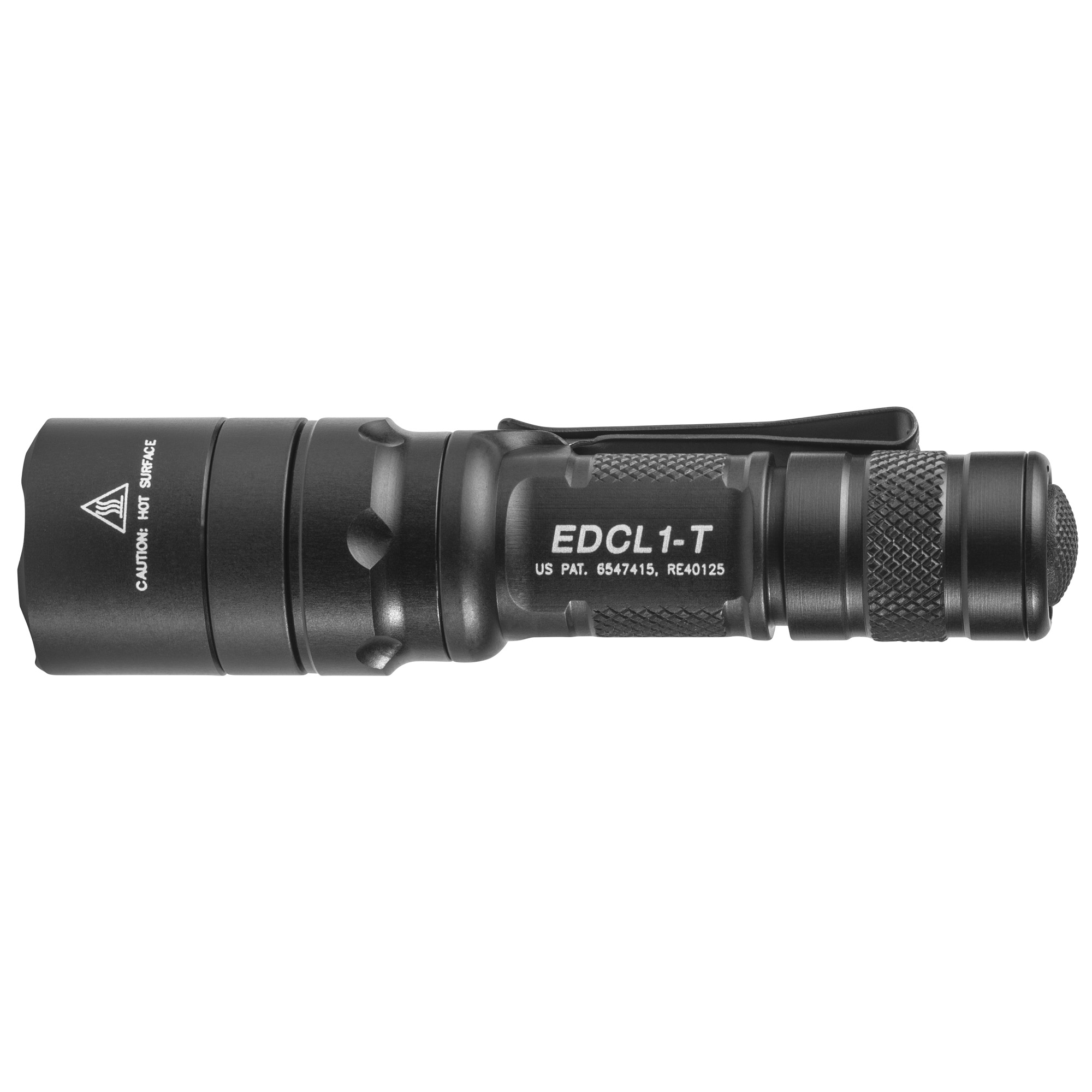 """The Everyday Carry Light 1 is an upgraded version of SureFire's best-selling EB1 Backup(R). Otherwise it's all about bold"""" in-your-face performance"""" with its high-output LED delivering 500 lumens of blinding white light on high and a useful 5 lumens on low. A Total Internal Reflection (TIR) lens shapes the virtually indestructible LED's light into a versatile beam with plenty of throw but optimized for situational awareness"""" essential in an everyday carry light."""