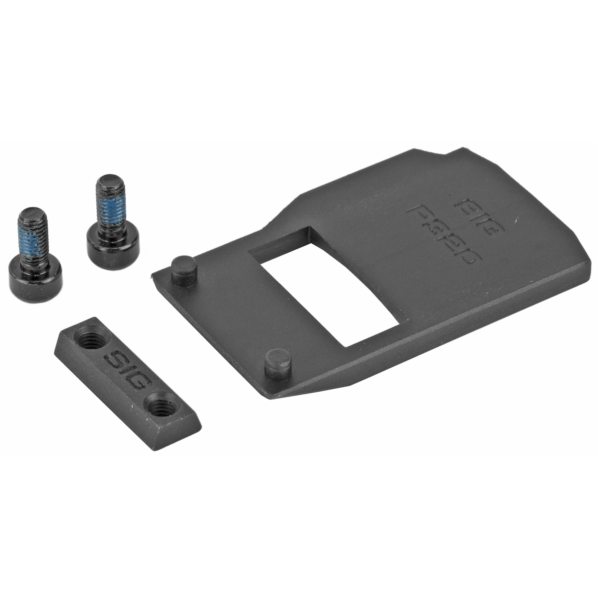 Factory replacement handgun mounting kit specifically for the Romeo1.