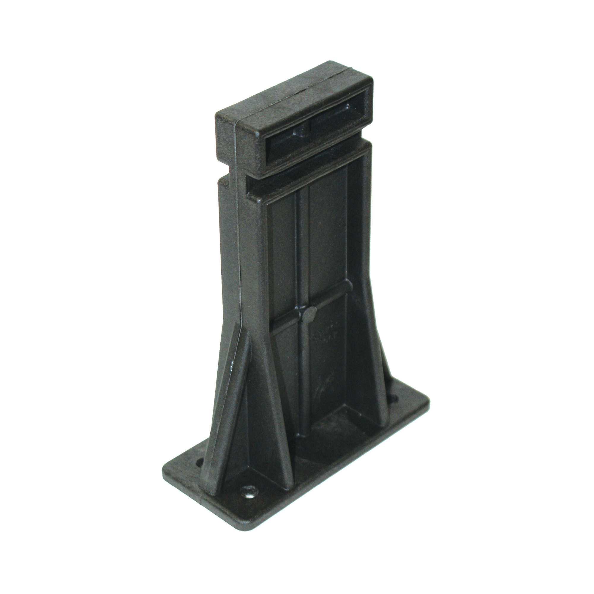 "The Spike's Tactical Mountable Gun Block/Stand supports the lower for cleaning"" maintenance"" and light assembly."