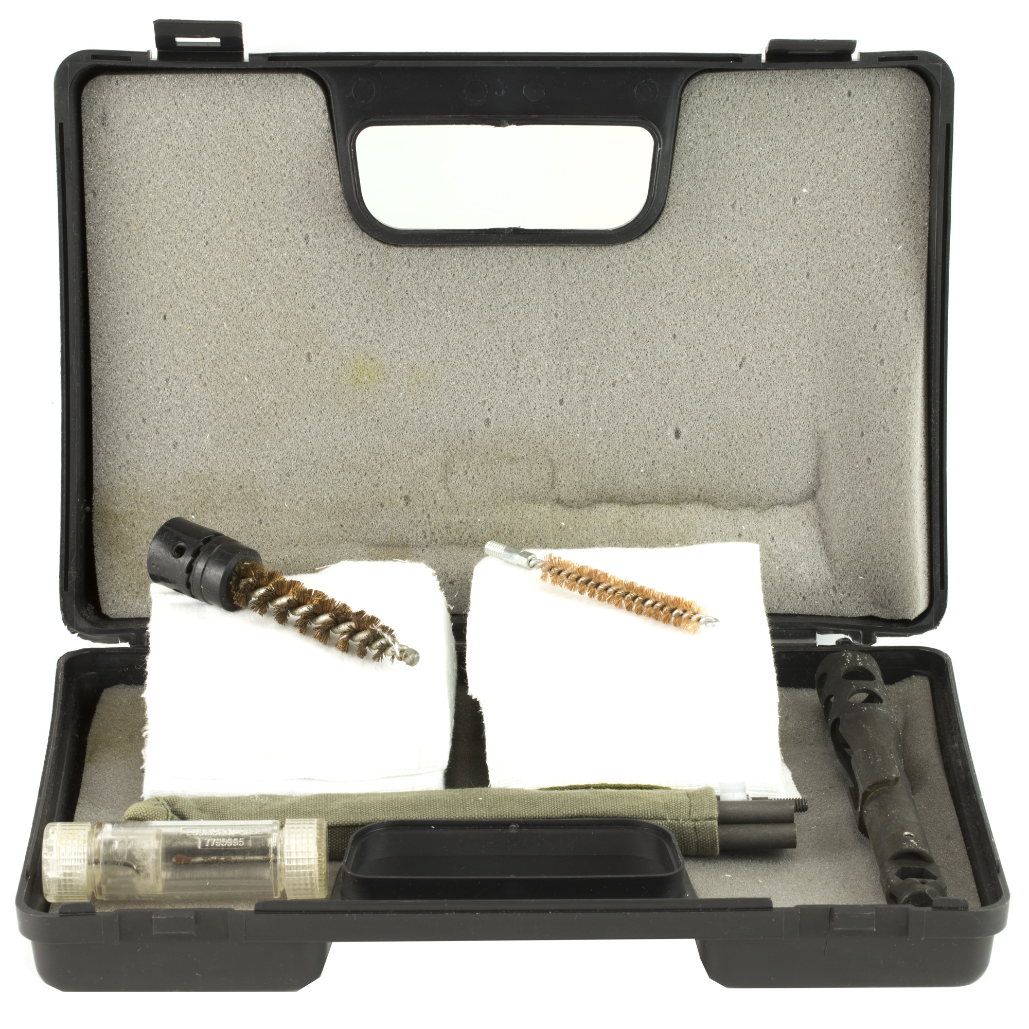 This cleaning kit by Springfield Armory is specifically designed for the M1A rifle.